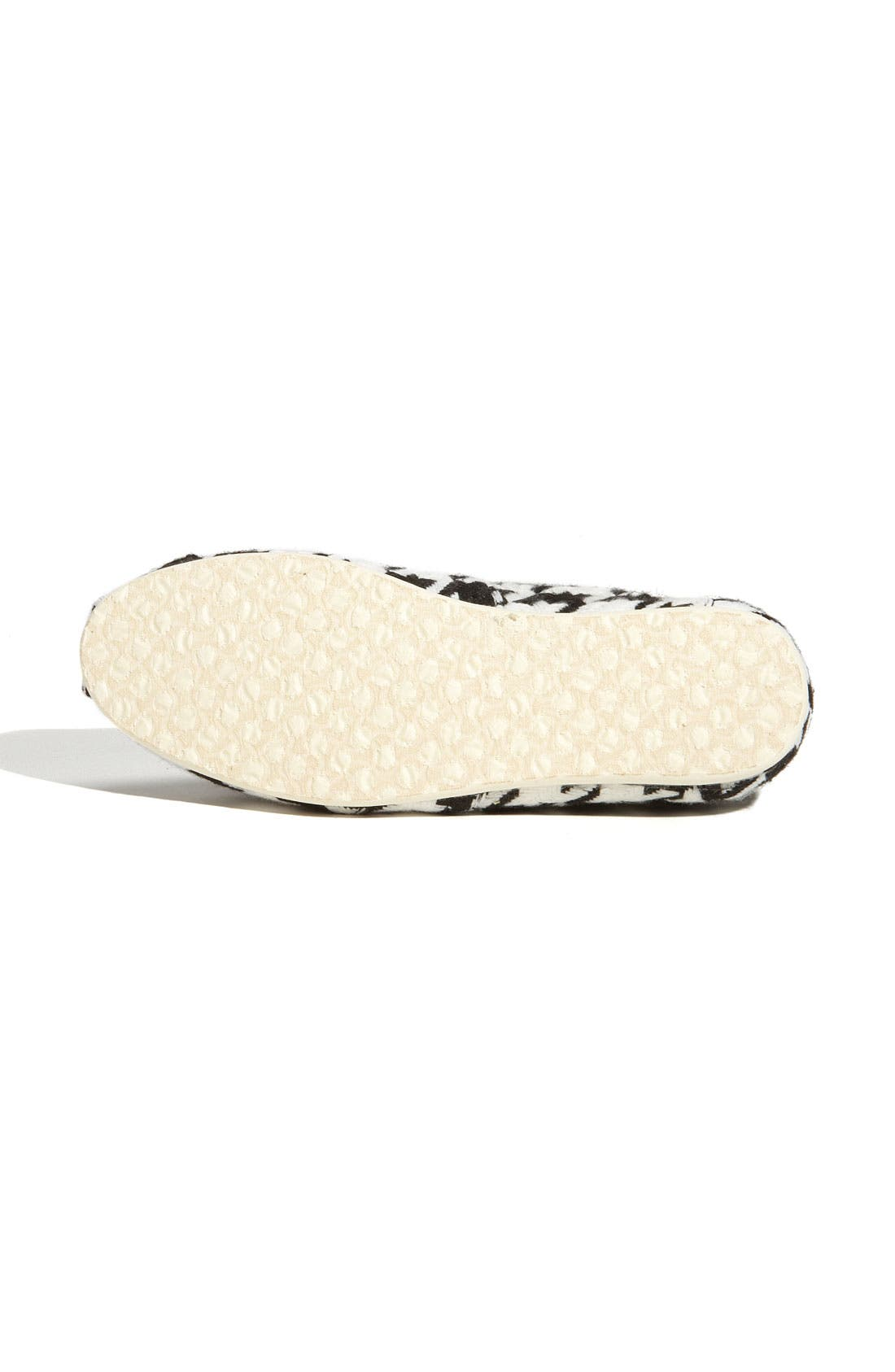Alternate Image 4  - TOMS 'Classic - Scottish Houndstooth' Slip-On