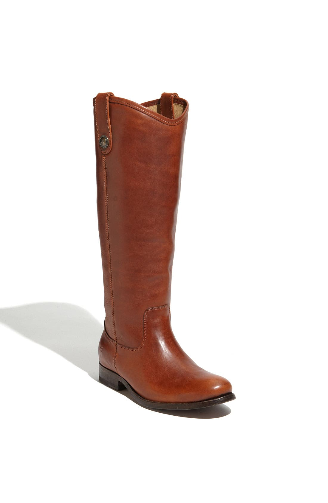 Alternate Image 1 Selected - Frye 'Melissa Button' Boot (Extended Calf)