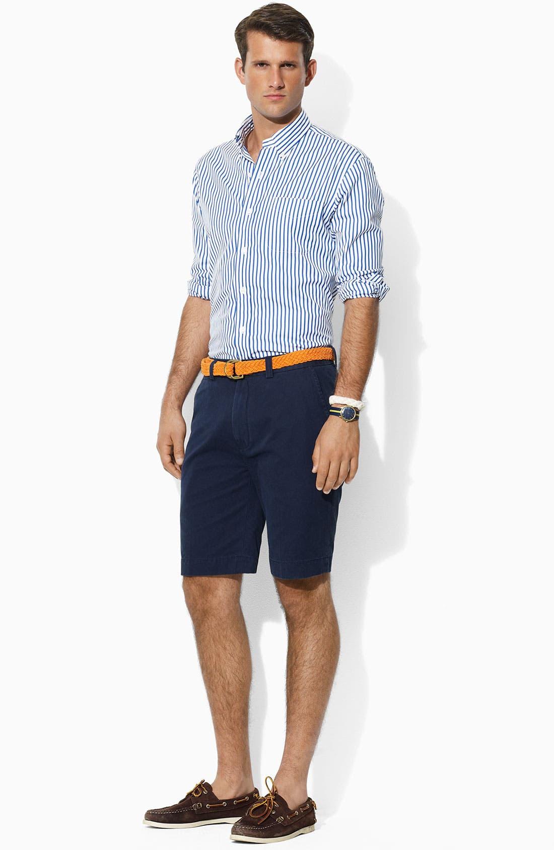 Alternate Image 3  - Polo Ralph Lauren 'G.I.' Classic Fit Shorts