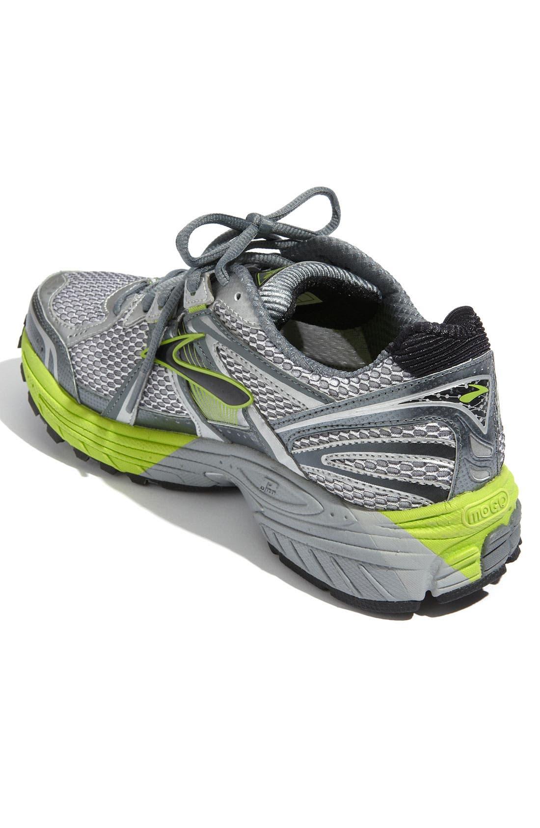 Alternate Image 2  - Brooks 'Adrenaline GTS 12' Running Shoe (Men)