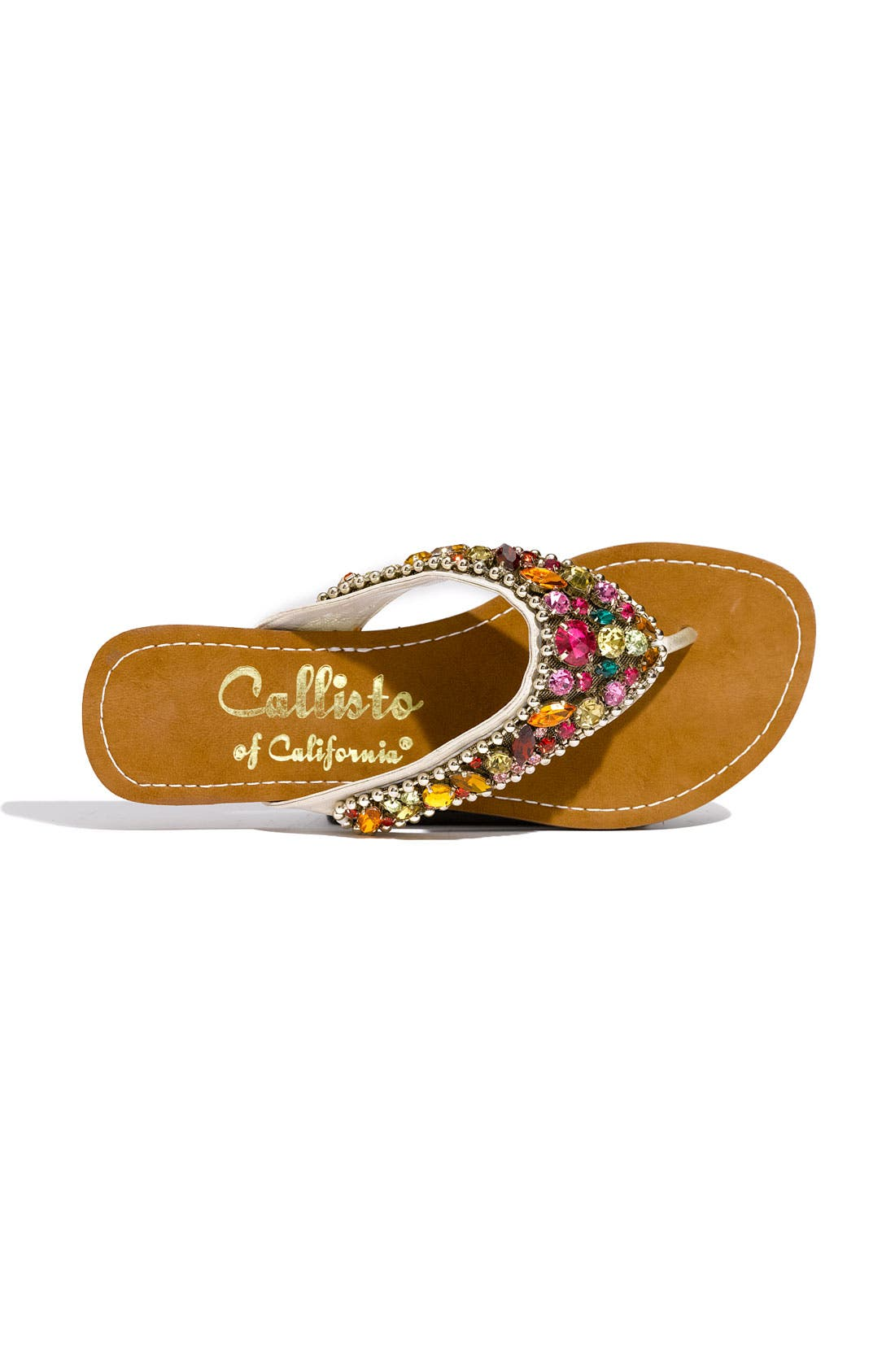 Alternate Image 3  - Callisto 'Jellie' Sandal