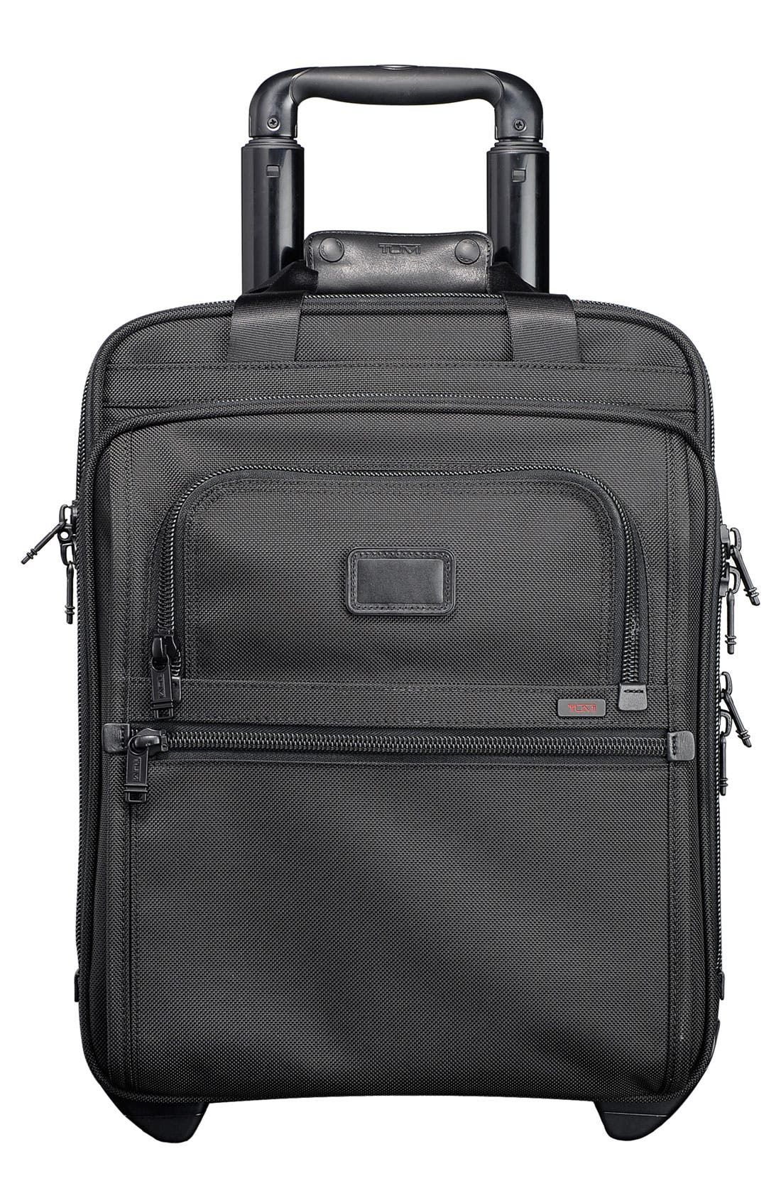 Main Image - Tumi Tall Wheeled International Briefcase with Laptop Cover
