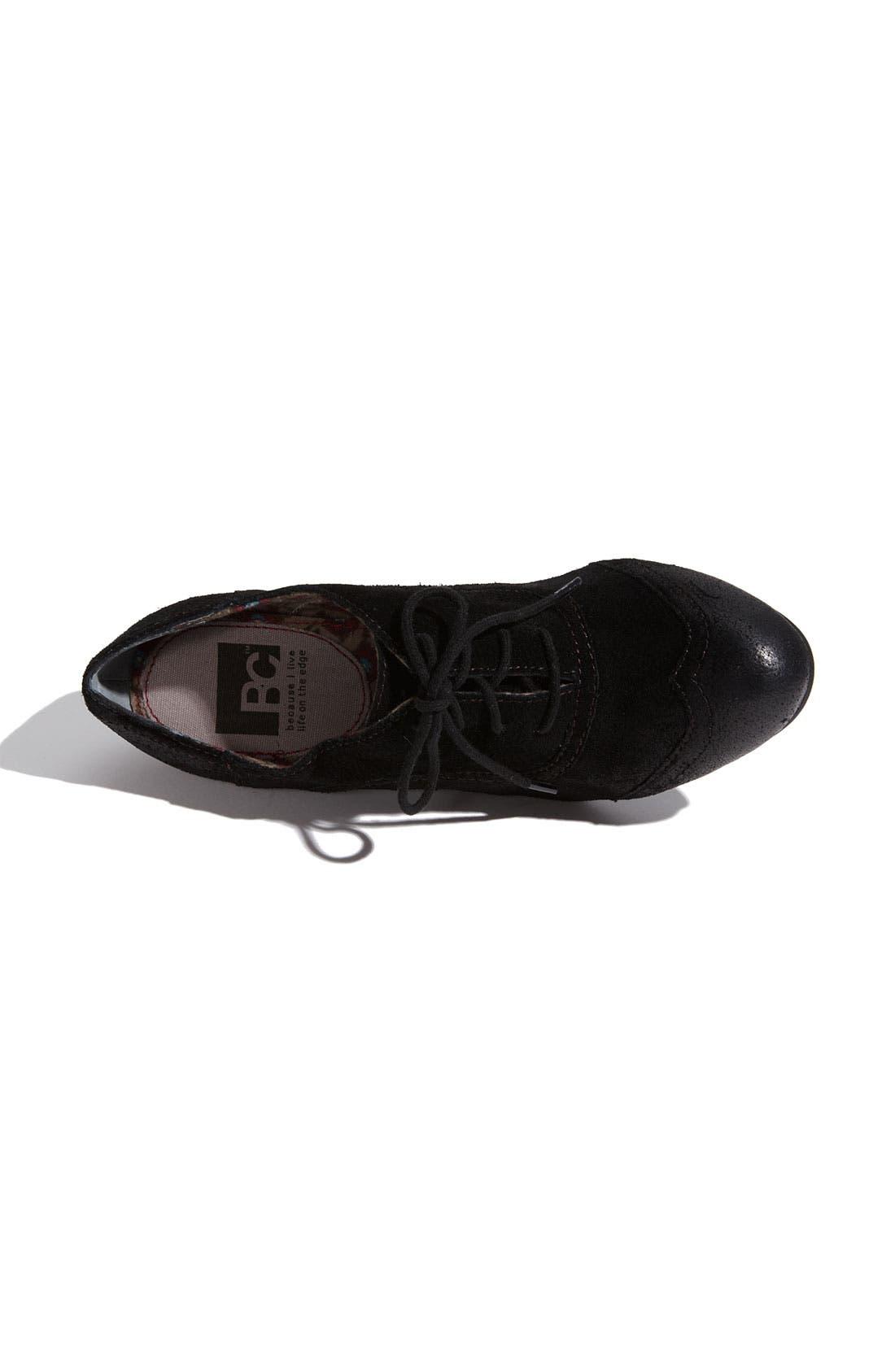 Alternate Image 3  - BC Footwear 'Foil' Oxford Pump