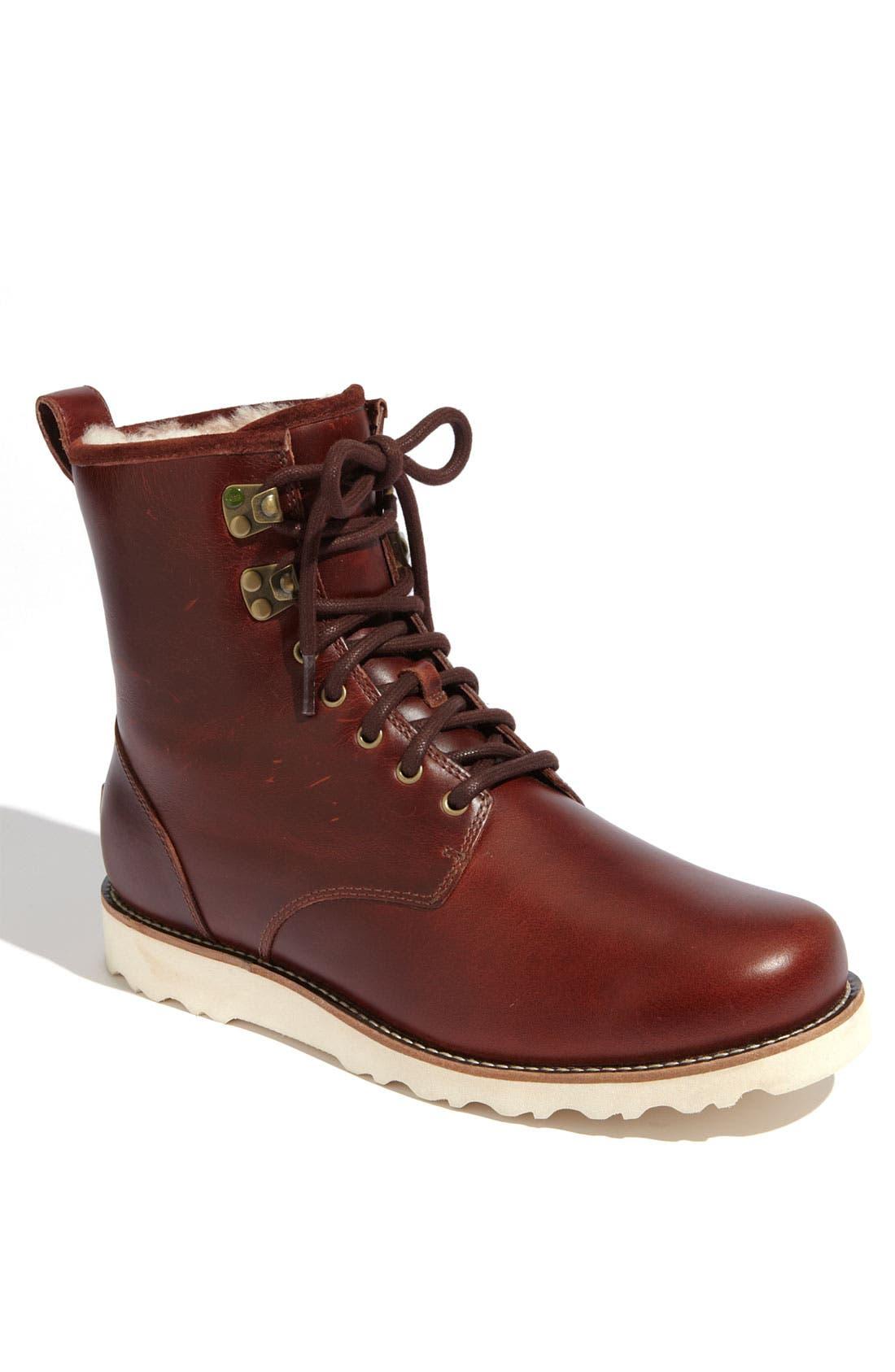 Alternate Image 1 Selected - UGG® Australia 'Hannen' Boot (Men)