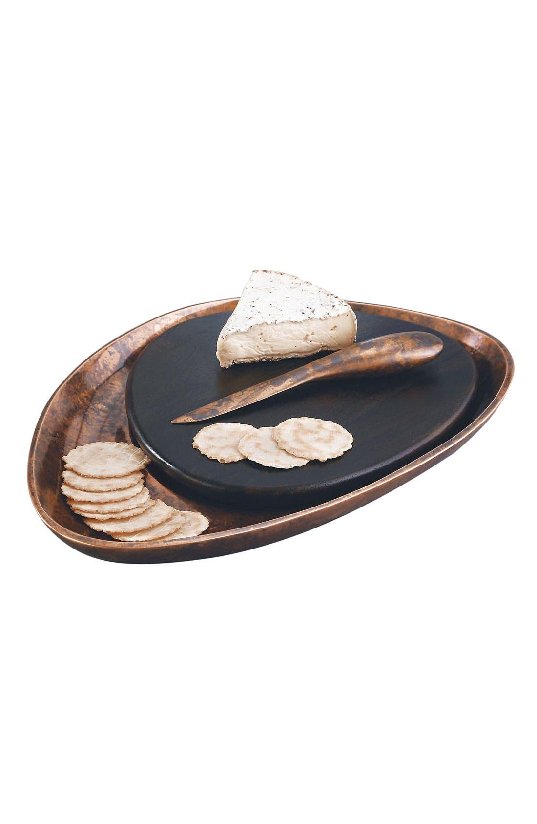 Alternate Image 2  - Nambé 'Pebble' Cheeseboard