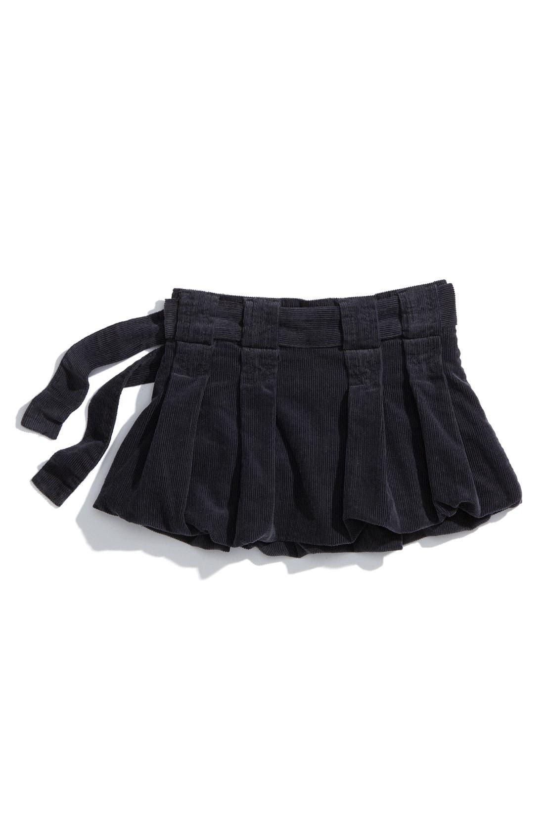 Alternate Image 1 Selected - United Colors of Benetton Kids Corduroy Skirt (Toddler)