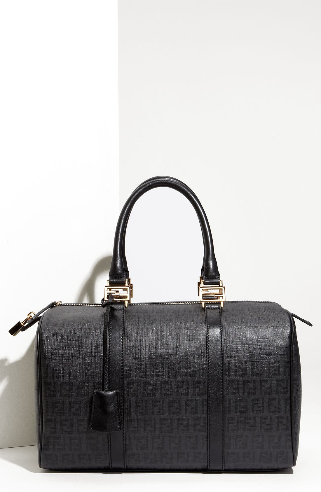 Main Image - Fendi 'Forever' Boston Bag