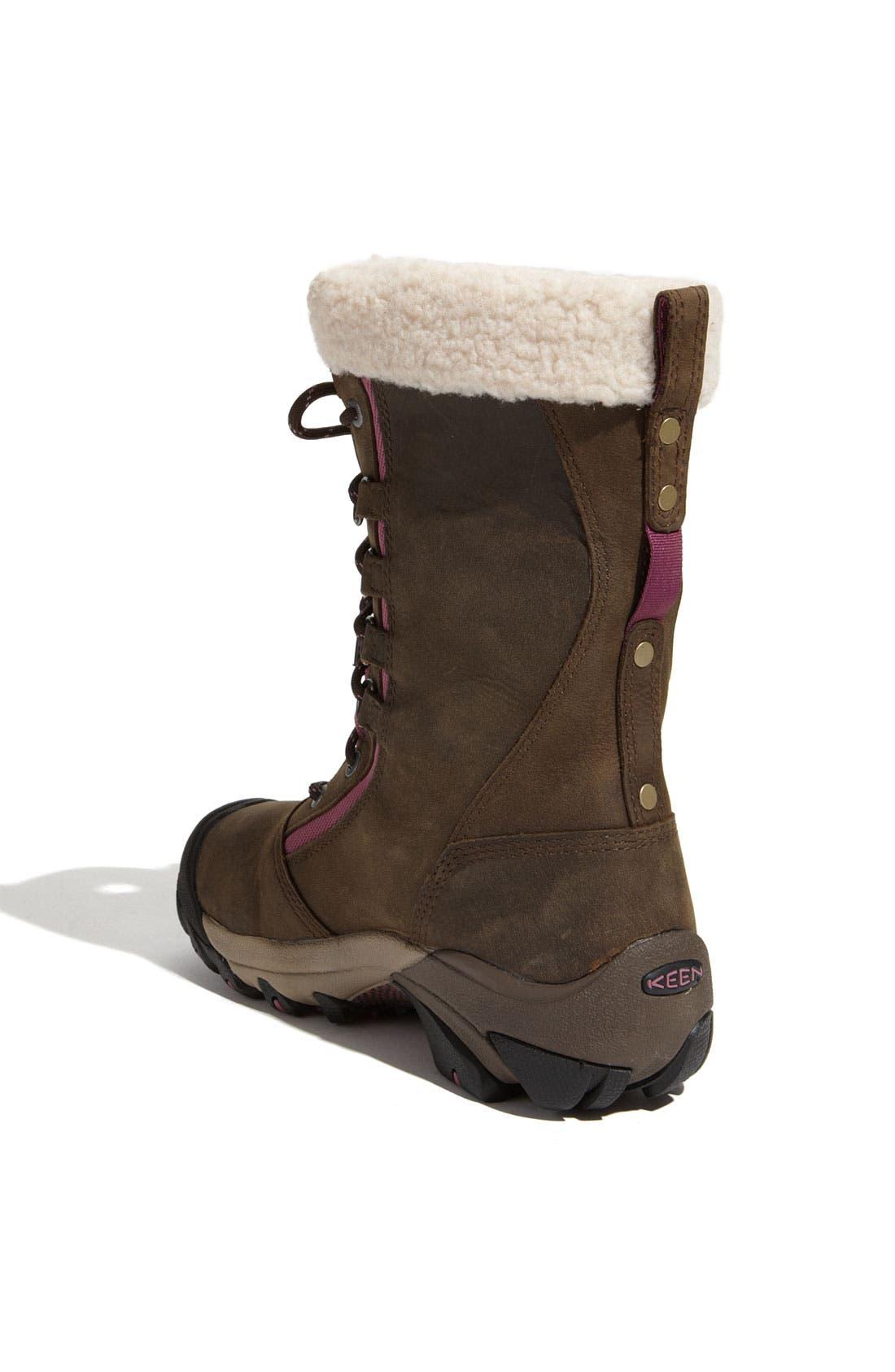 Alternate Image 2  - Keen 'Hoodoo' Waterproof Nubuck Leather Boot