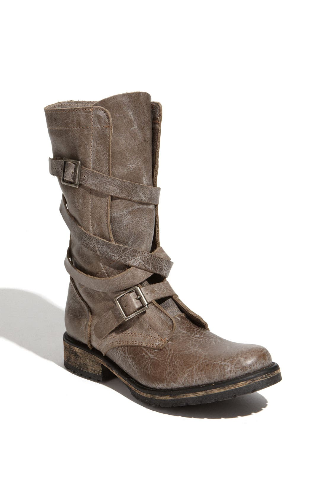 Alternate Image 1 Selected - Steve Madden 'Banddit Buckle' Boot