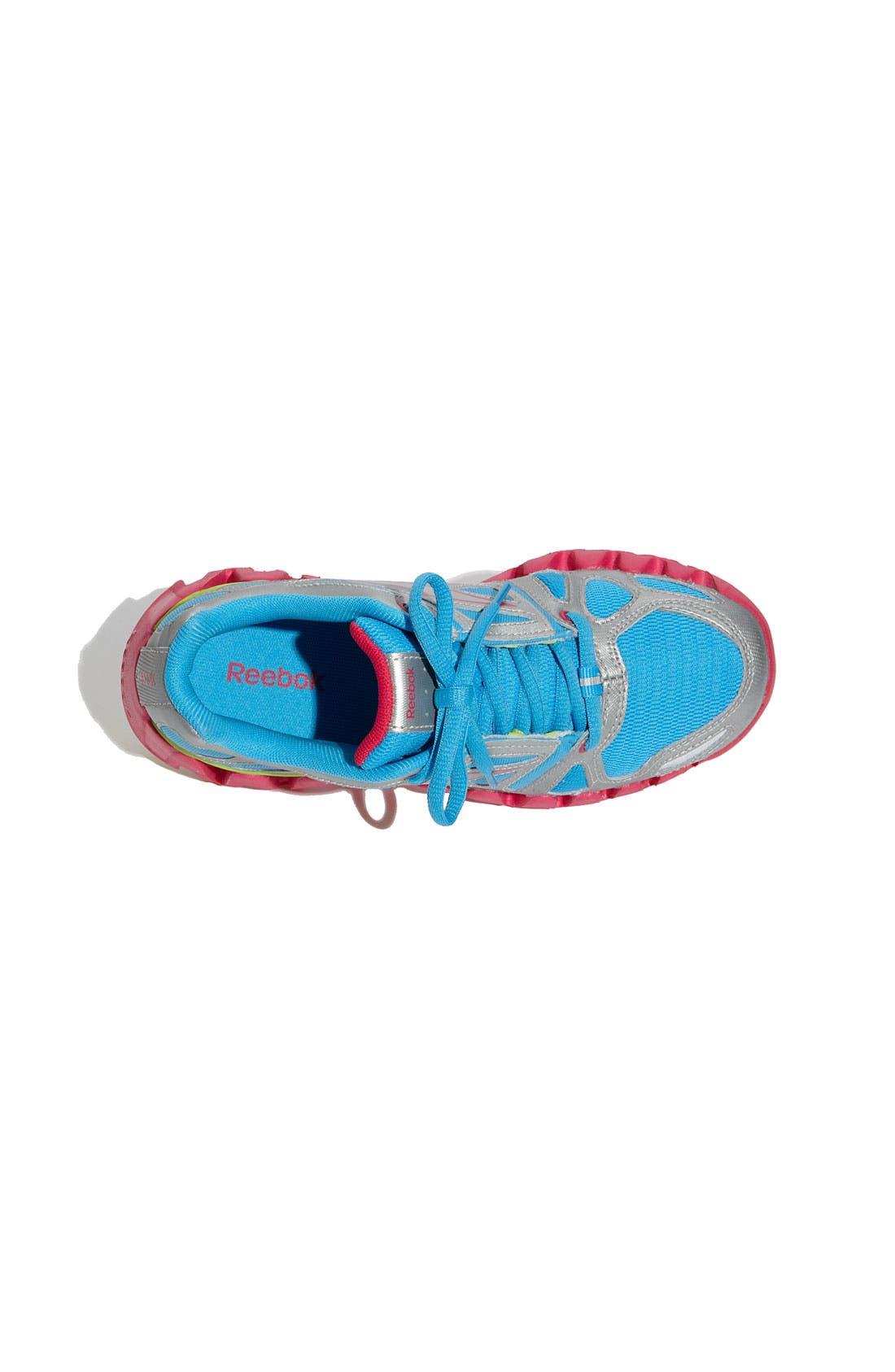 Alternate Image 3  - Reebok 'Zig Dynamic' Running Shoe (Baby, Walker, Toddler, Little Kid & Big Kid)