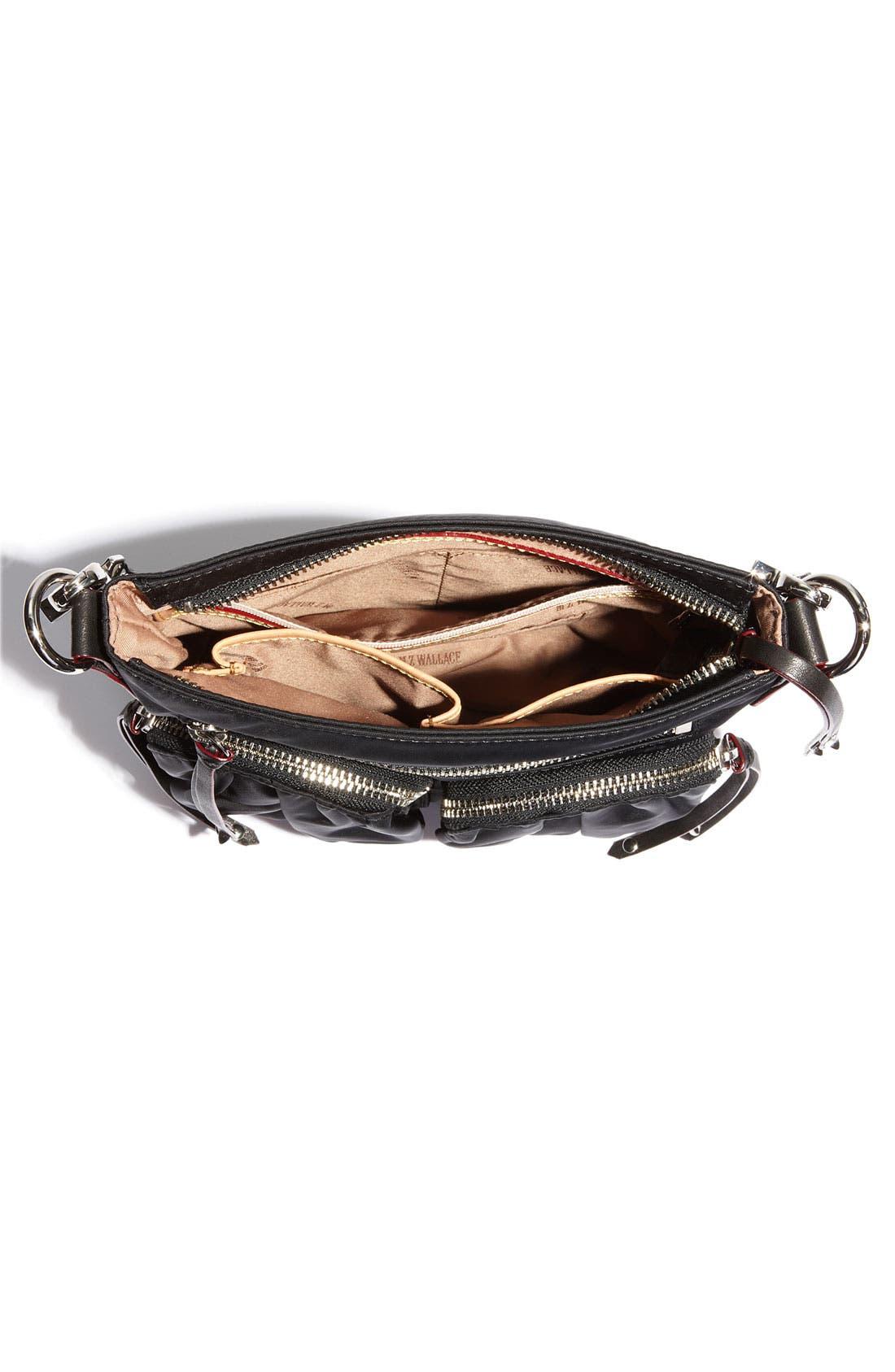 Alternate Image 4  - MZ Wallace 'Sophie' Nylon Shoulder Bag