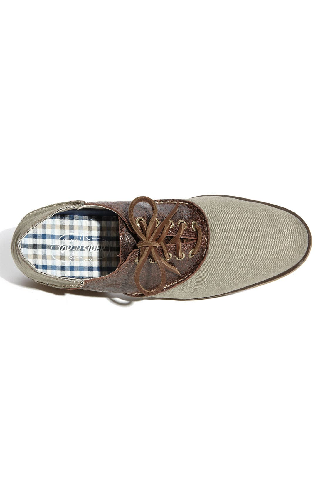Alternate Image 3  - Sperry Top-Sider® 'Boat' Oxford Saddle Shoe