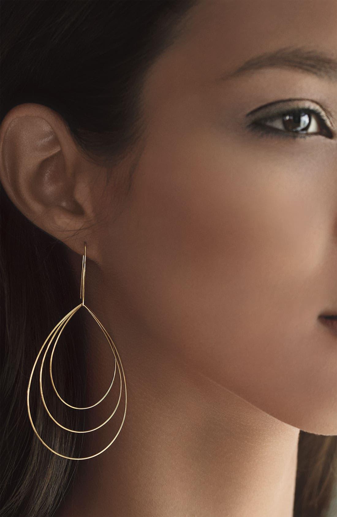 Alternate Image 3  - Lana Jewelry Large Triple Teardrop Earrings