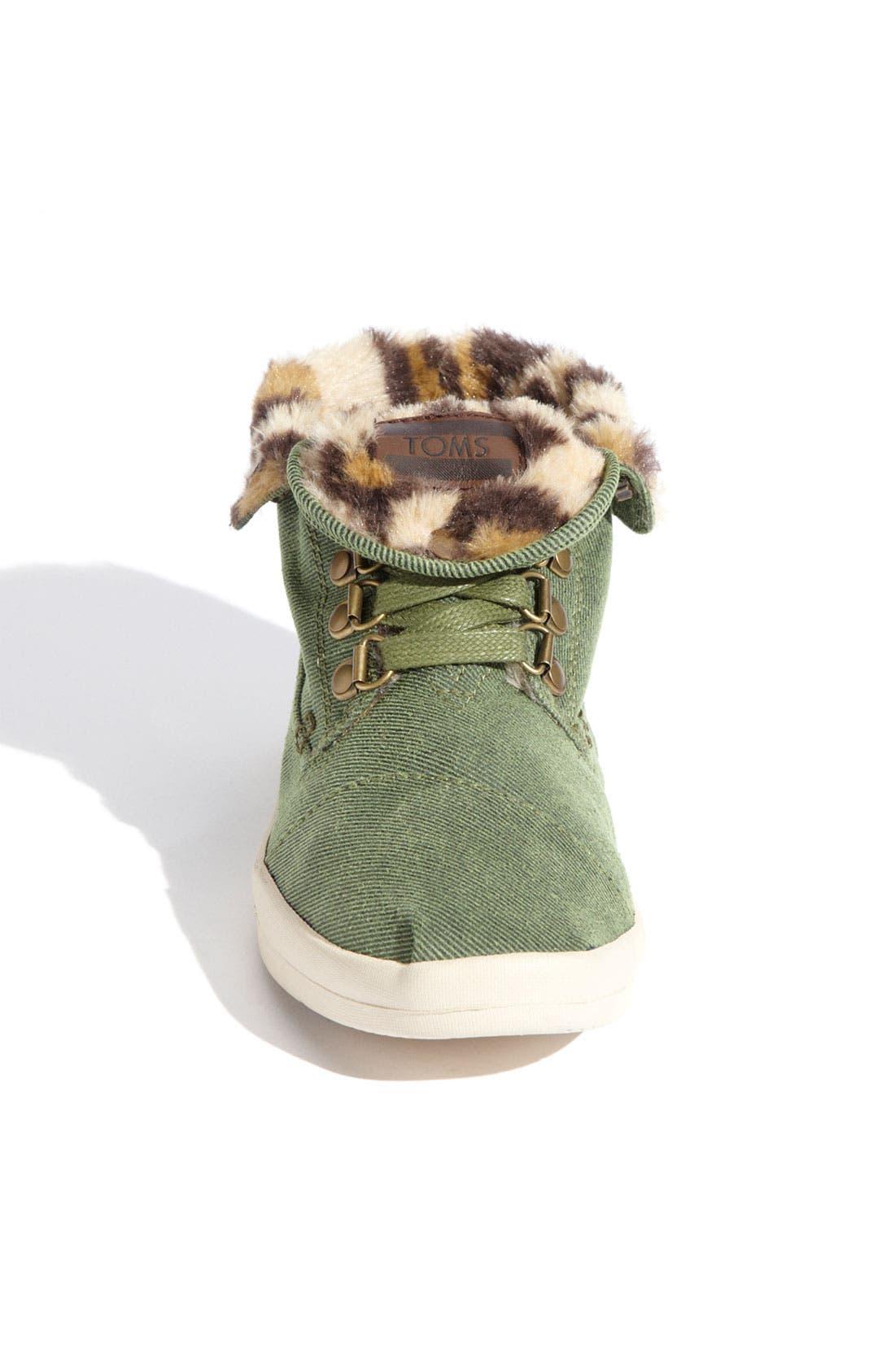 Alternate Image 3  - TOMS 'Botas - Highlands' Fleece Chukka Boot (Women)