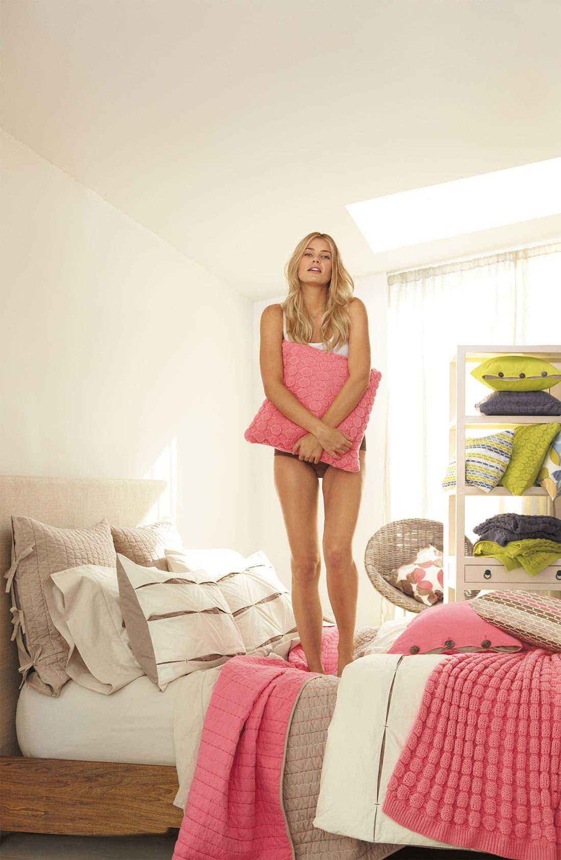 Alternate Image 2  - Nordstrom at Home 'Contrast Pleat' Sham