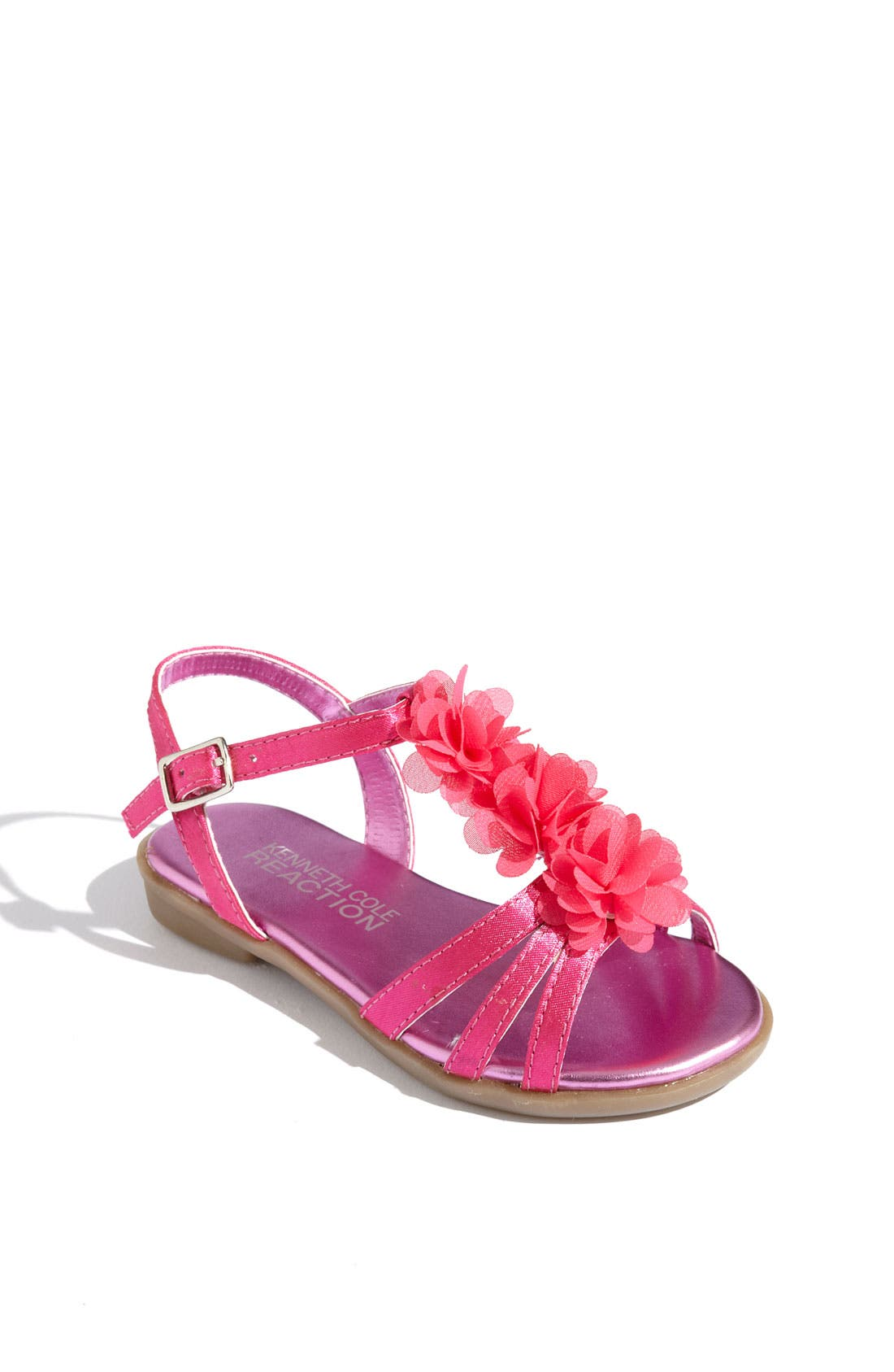 Main Image - Kenneth Cole Reaction 'Face to Chase 2' Sandal (Walker & Toddler)