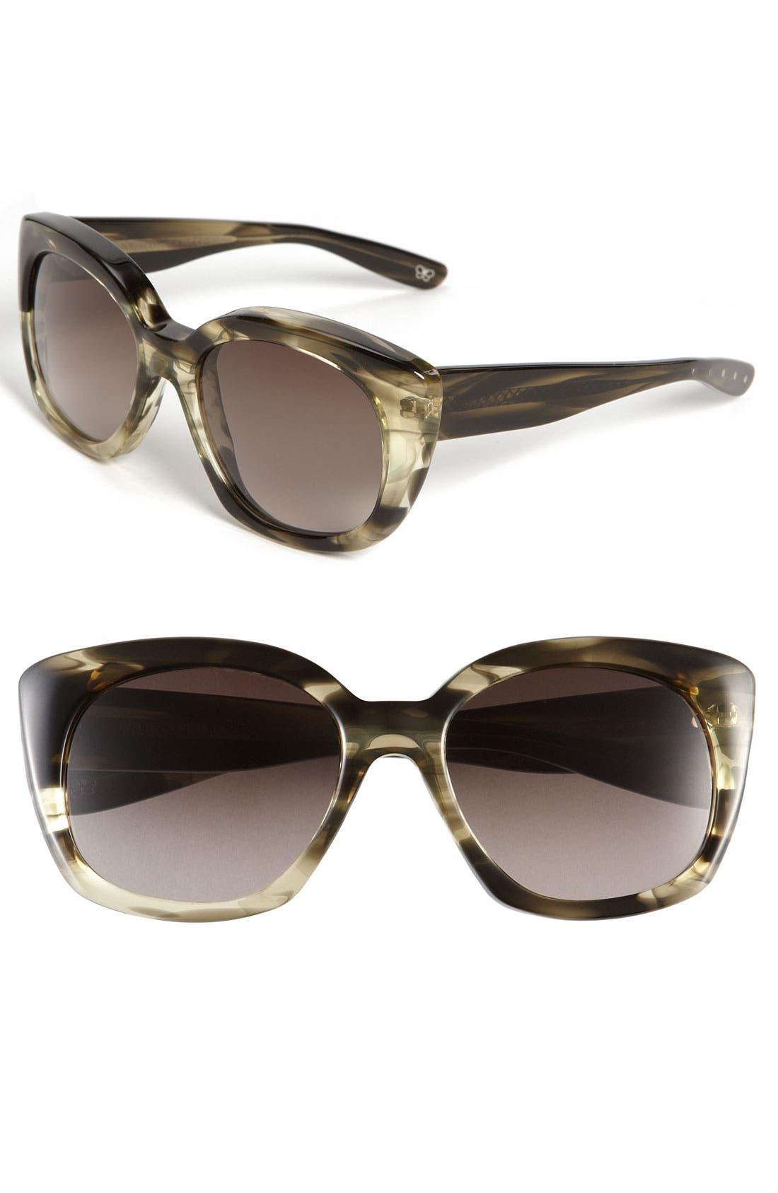 Alternate Image 1 Selected - Bottega Veneta Cat's Eye Sunglasses