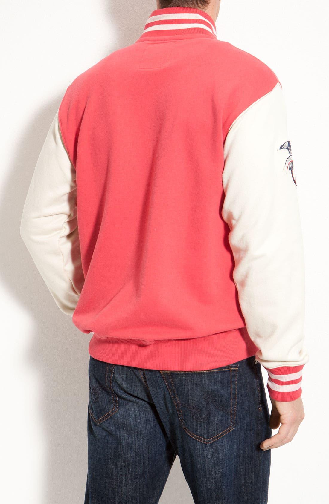 Alternate Image 2  - Red Jacket 'Homeroom Red Sox' Jacket