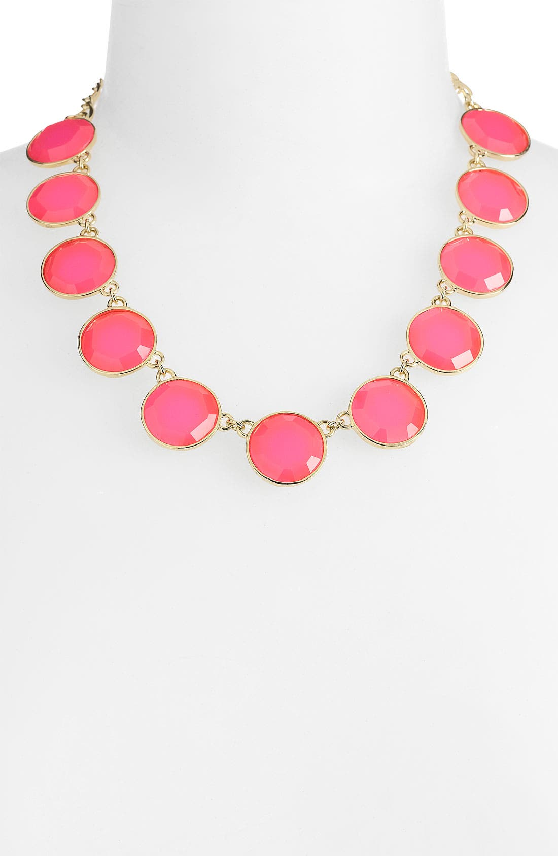 Alternate Image 1 Selected - kate spade new york 'bauble box' reversible necklace