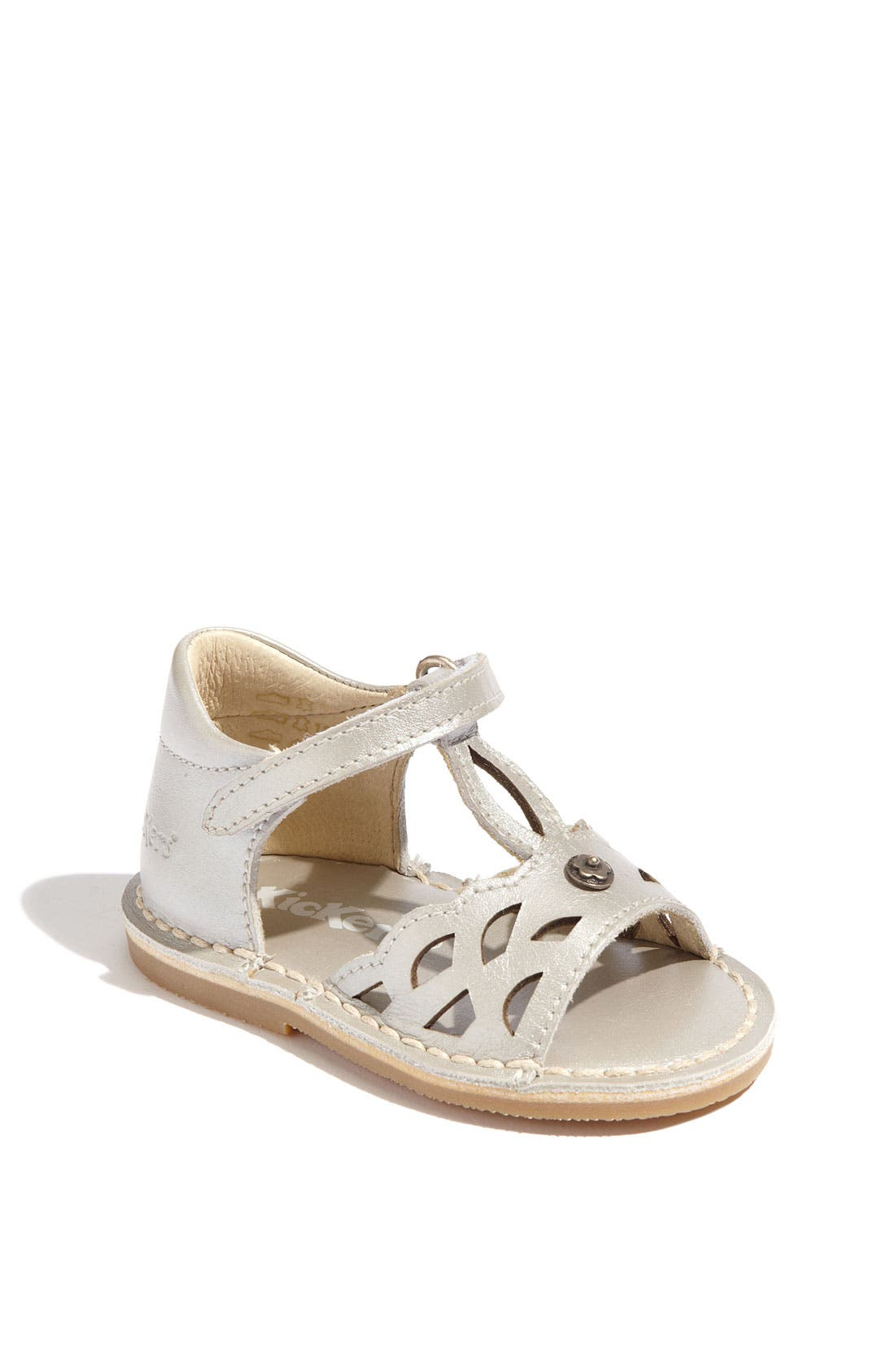 Main Image - Kickers 'Cocorico' Sandal (Baby, Walker & Toddler)