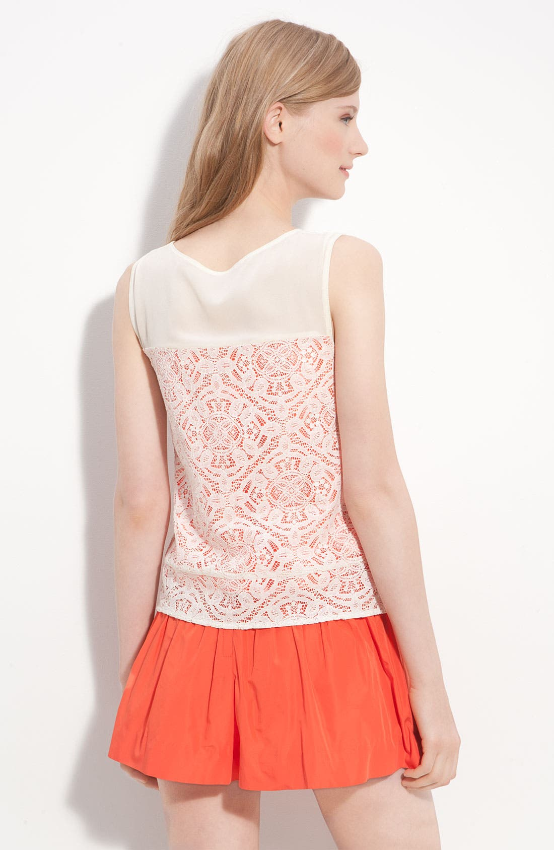 Alternate Image 2  - MARC BY MARC JACOBS 'Muriel' Layered Lace Tank