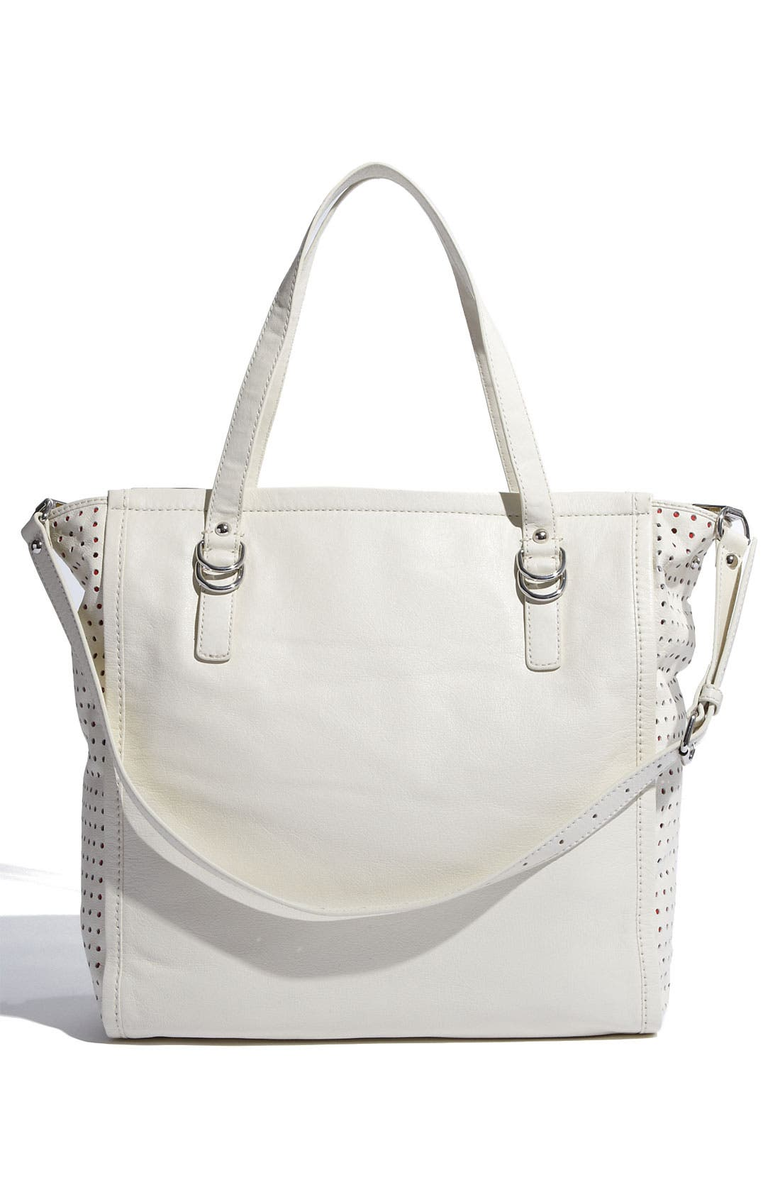 Alternate Image 2  - Juicy Couture 'Paisley Punched Up' Leather Tote
