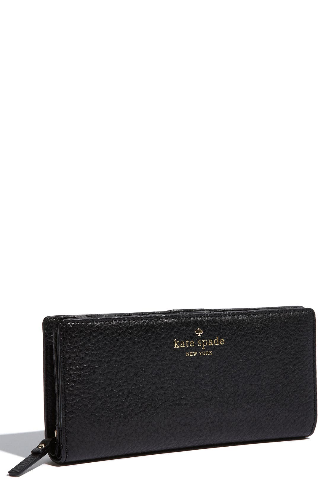 Main Image - kate spade new york 'cobble hill - zoey' wallet