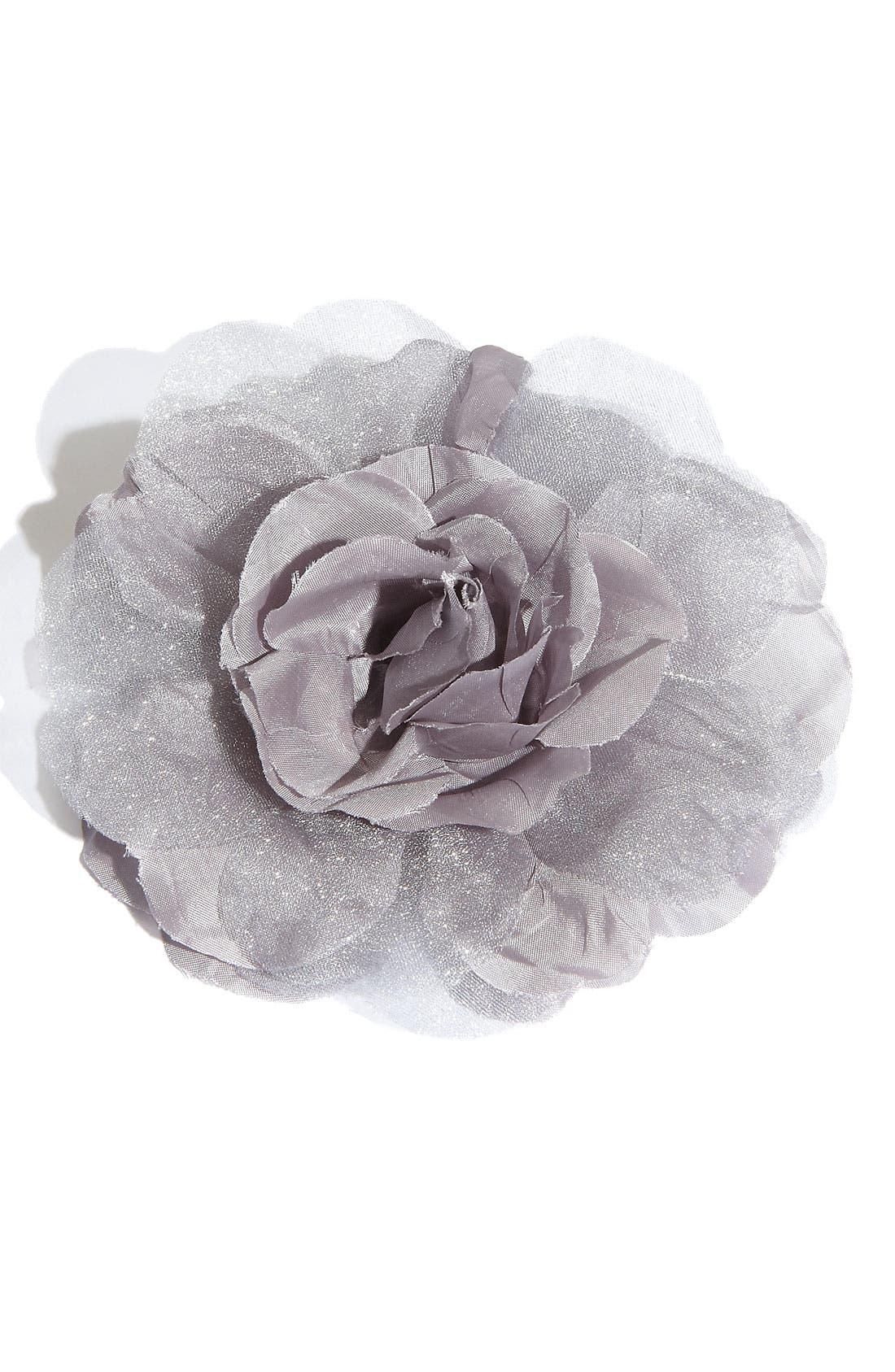 Alternate Image 1 Selected - Tasha Flower Pin