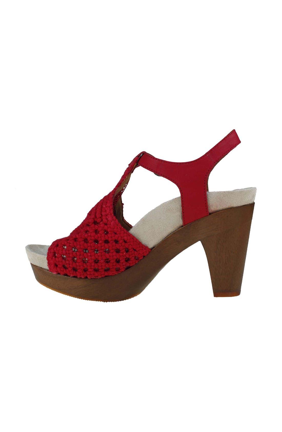 Alternate Image 4  - Earthies® 'Amalfi' Sandal