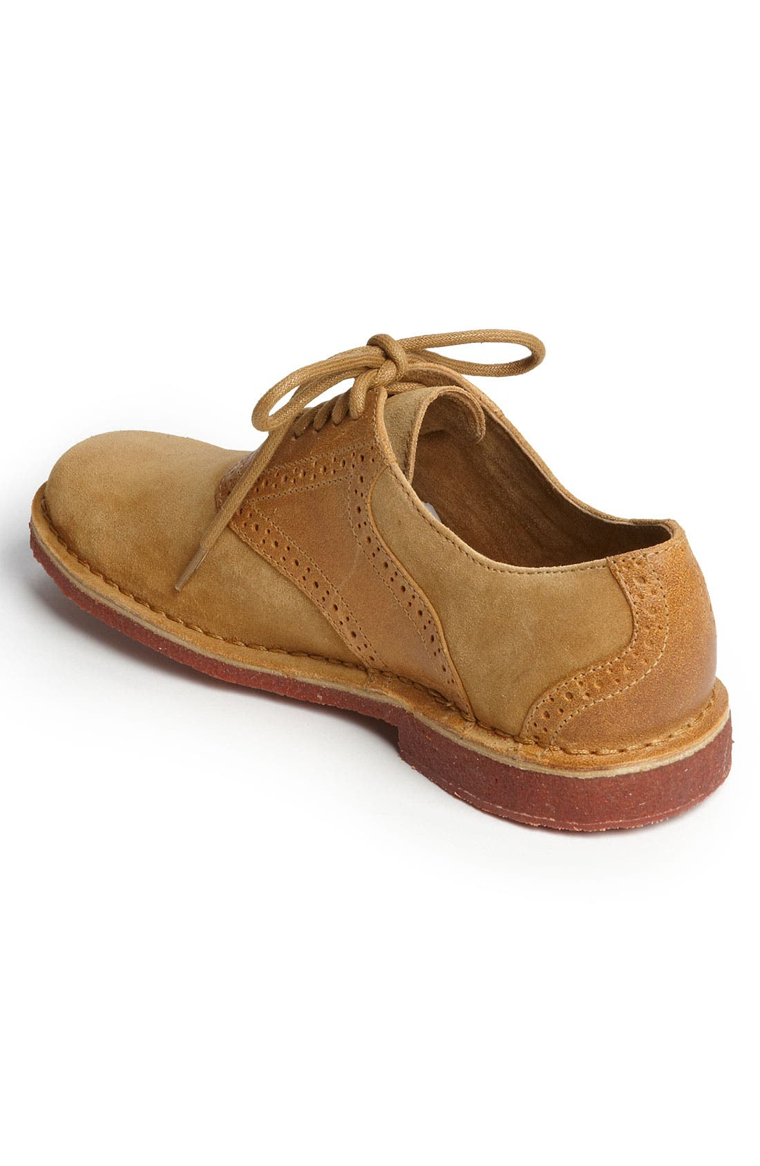 Alternate Image 2  - UGG® Australia Saddle Oxford (Men)