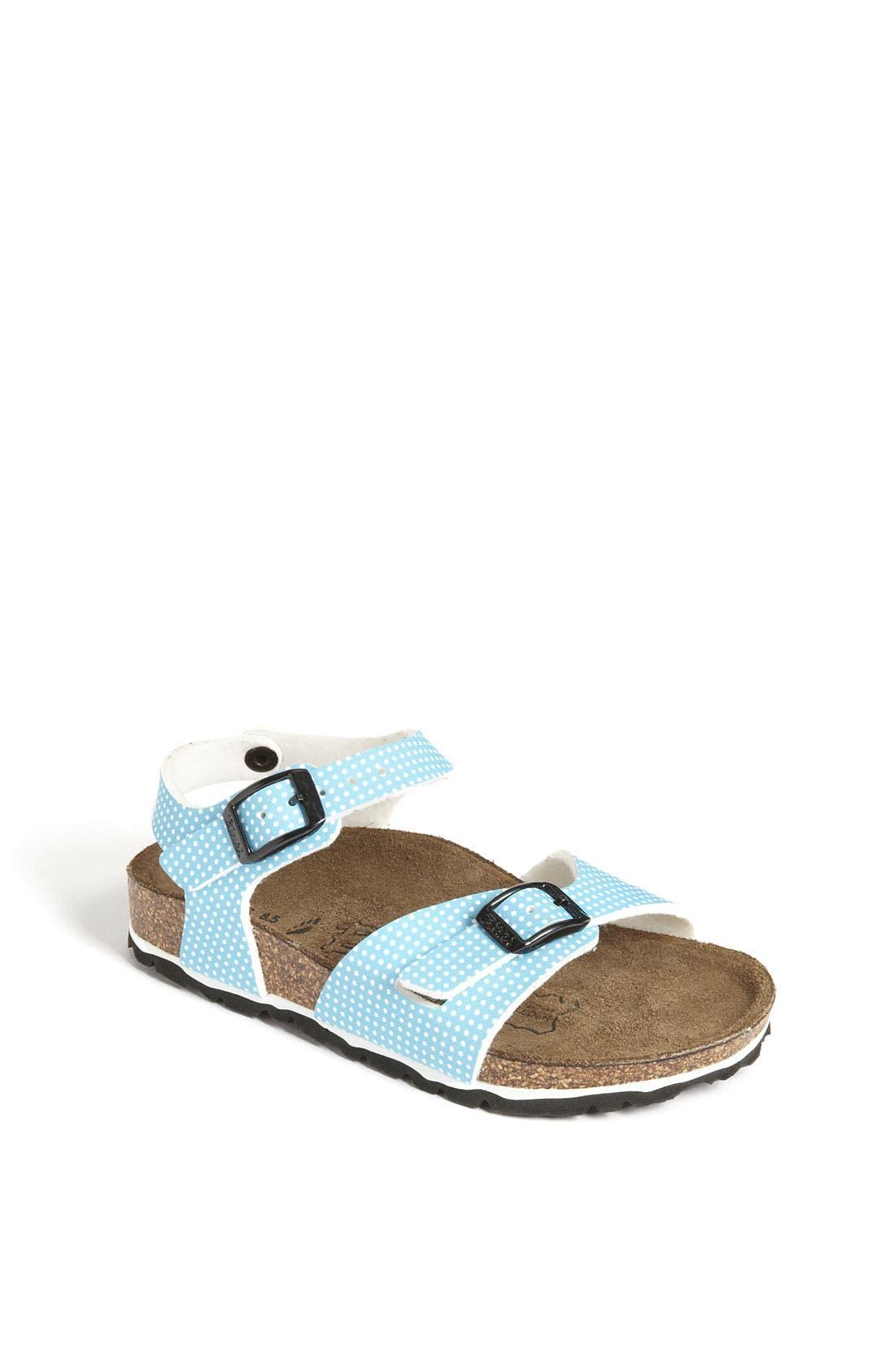 Alternate Image 1 Selected - Birki's® 'Tuvalu' Sandal (Toddler & Little Kid)
