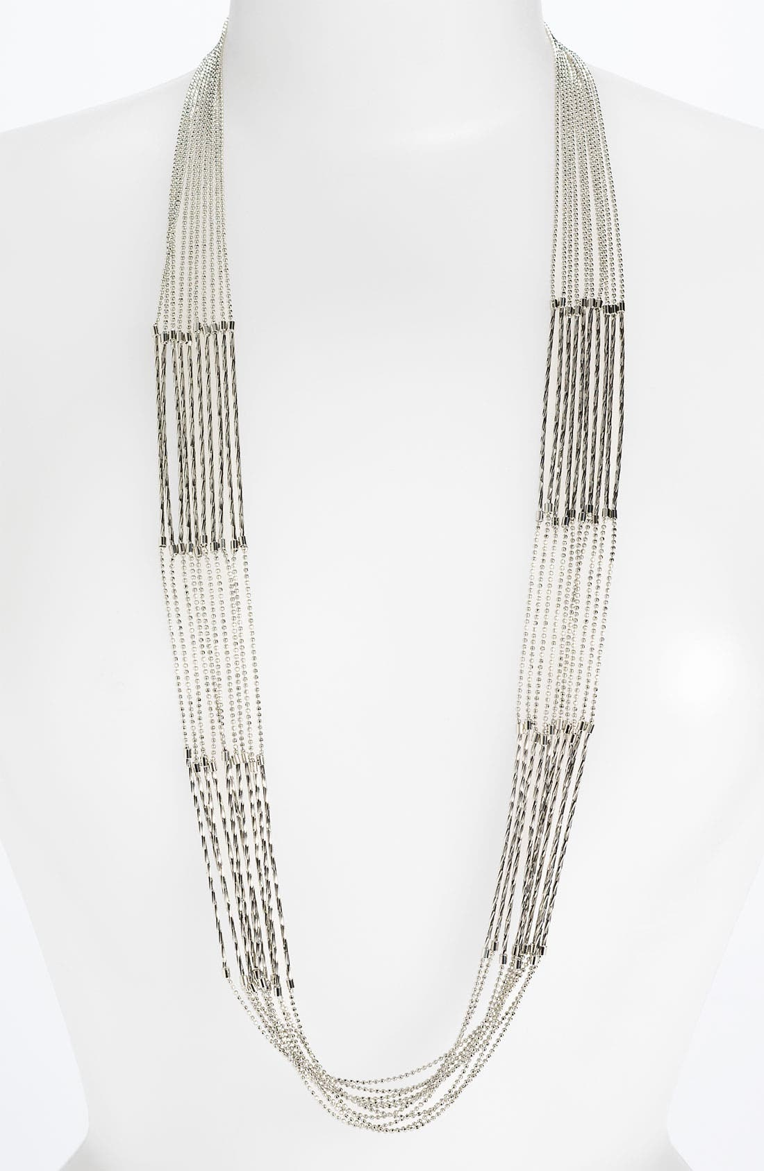 Main Image - Tasha Long Chain Necklace