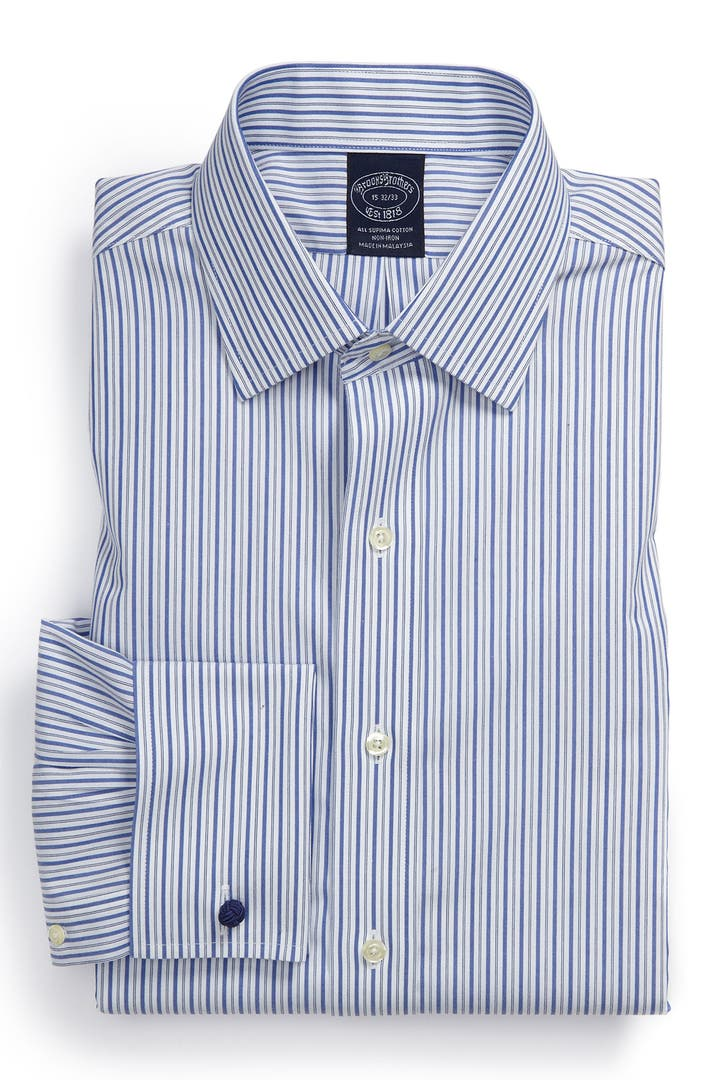 Brooks brothers non iron dress shirt nordstrom for Brooks brothers non iron shirt review