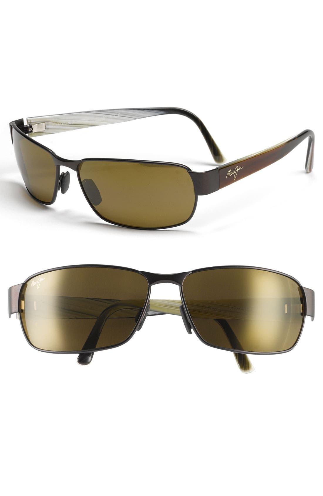 Maui Jim 'Black Coral - PolarizedPlus®2' 65mm Sunglasses