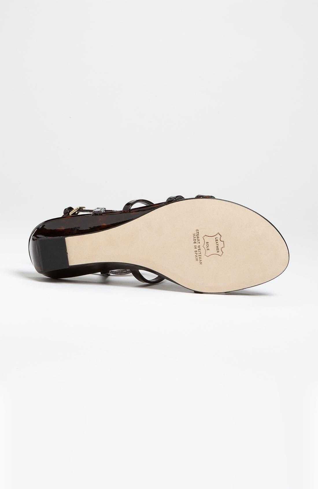 Alternate Image 4  - Stuart Weitzman 'Keywest' Sandal