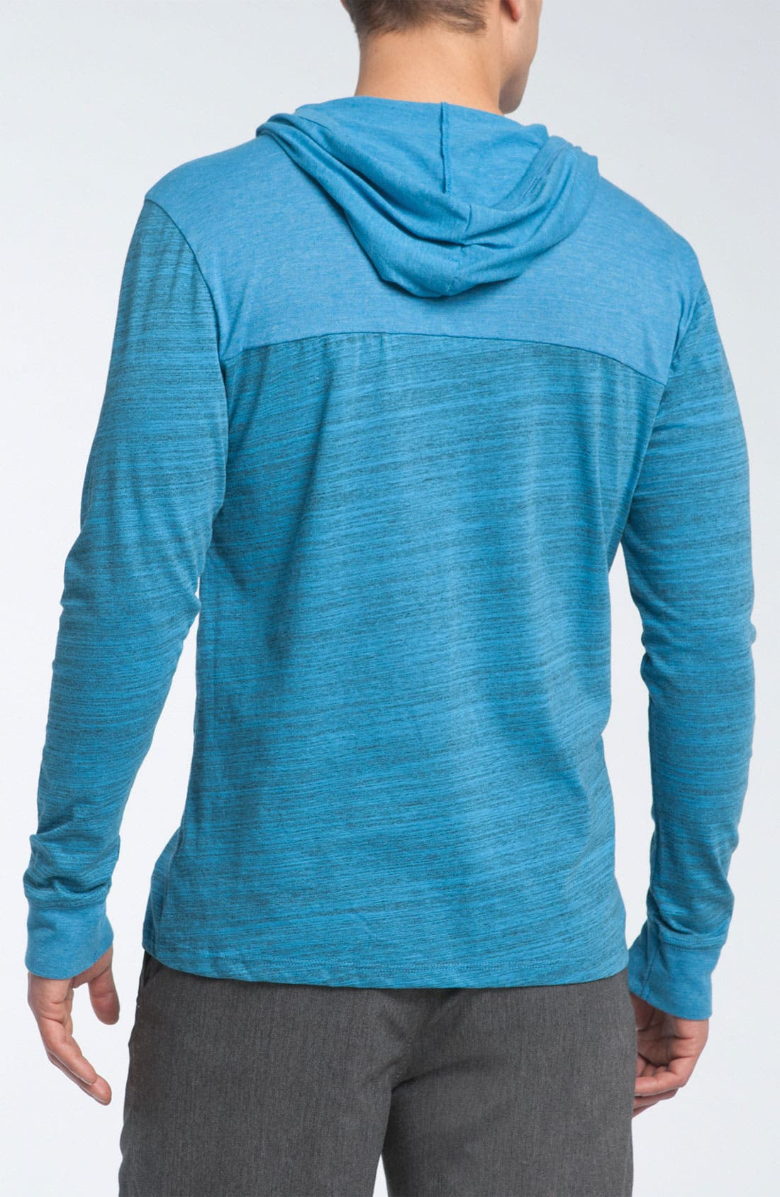 Alternate Image 2  - Threads for Thought Henley Hoodie