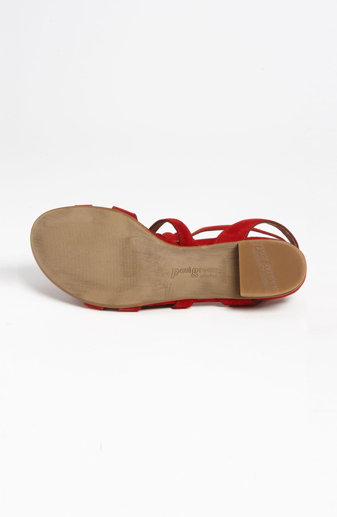 Alternate Image 4  - Paul Green 'Lola' Sandal