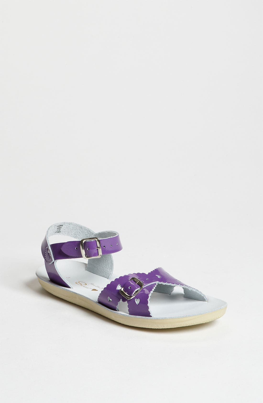 Alternate Image 1 Selected - Salt Water Sandals by Hoy 'Sweetheart' Sandal (Walker, Toddler & Little Kid)