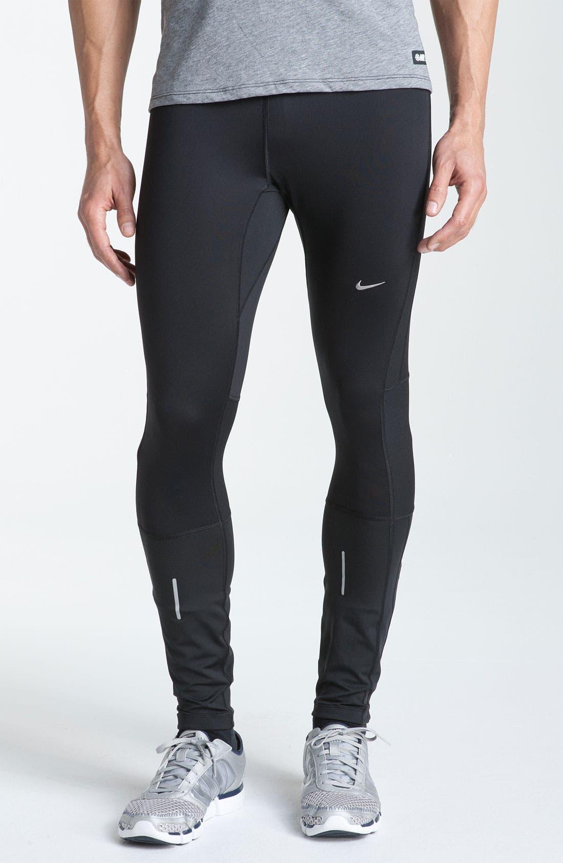 Alternate Image 1 Selected - Nike 'Element' Thermal Leggings (Online Exclusive)