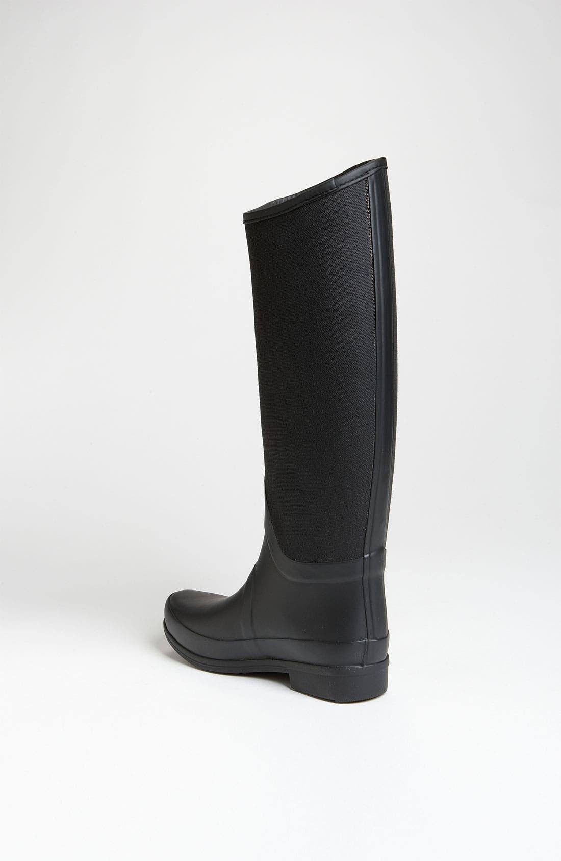 Alternate Image 2  - Hunter 'Regent St. James' Rain Boot (Women)