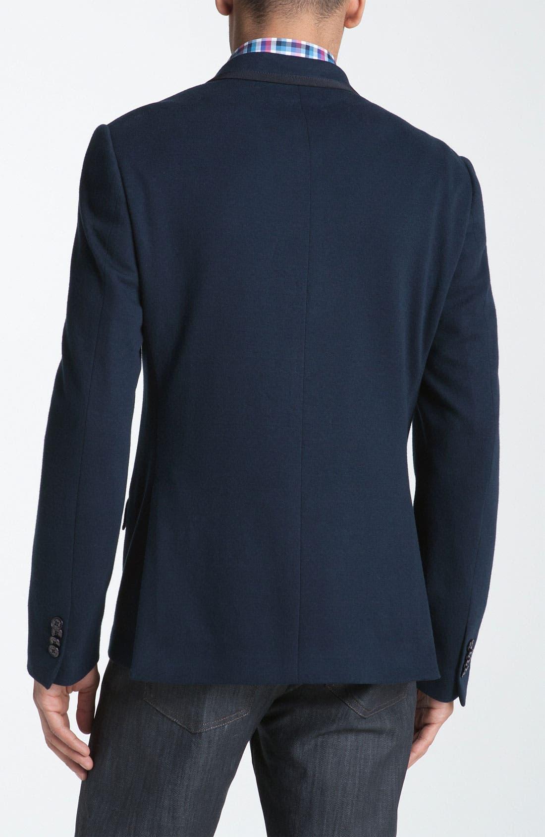 Alternate Image 2  - Etro Navy Blazer
