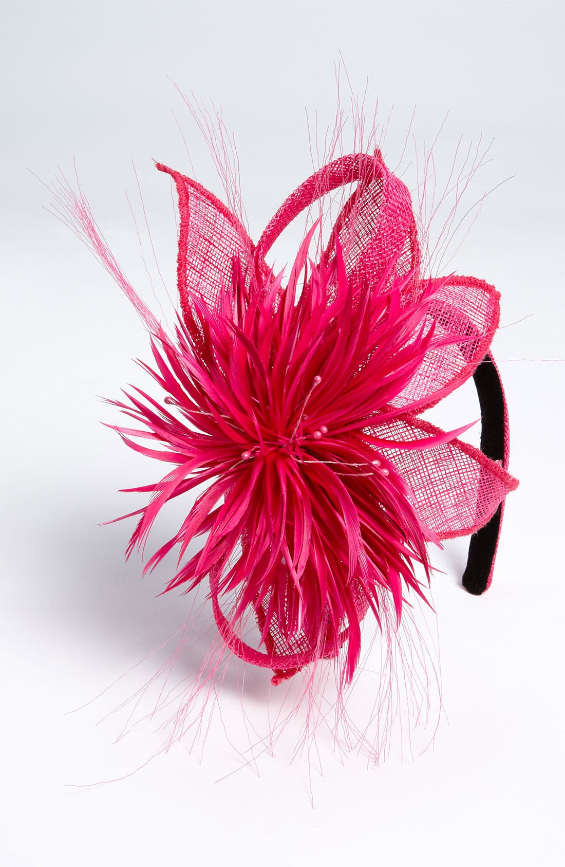Alternate Image 1 Selected - Tasha 'Sinamay Derby' Flower Headband
