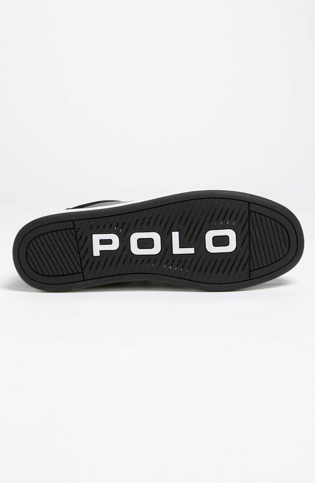Alternate Image 4  - Polo Ralph Lauren 'Talbert' Sneaker