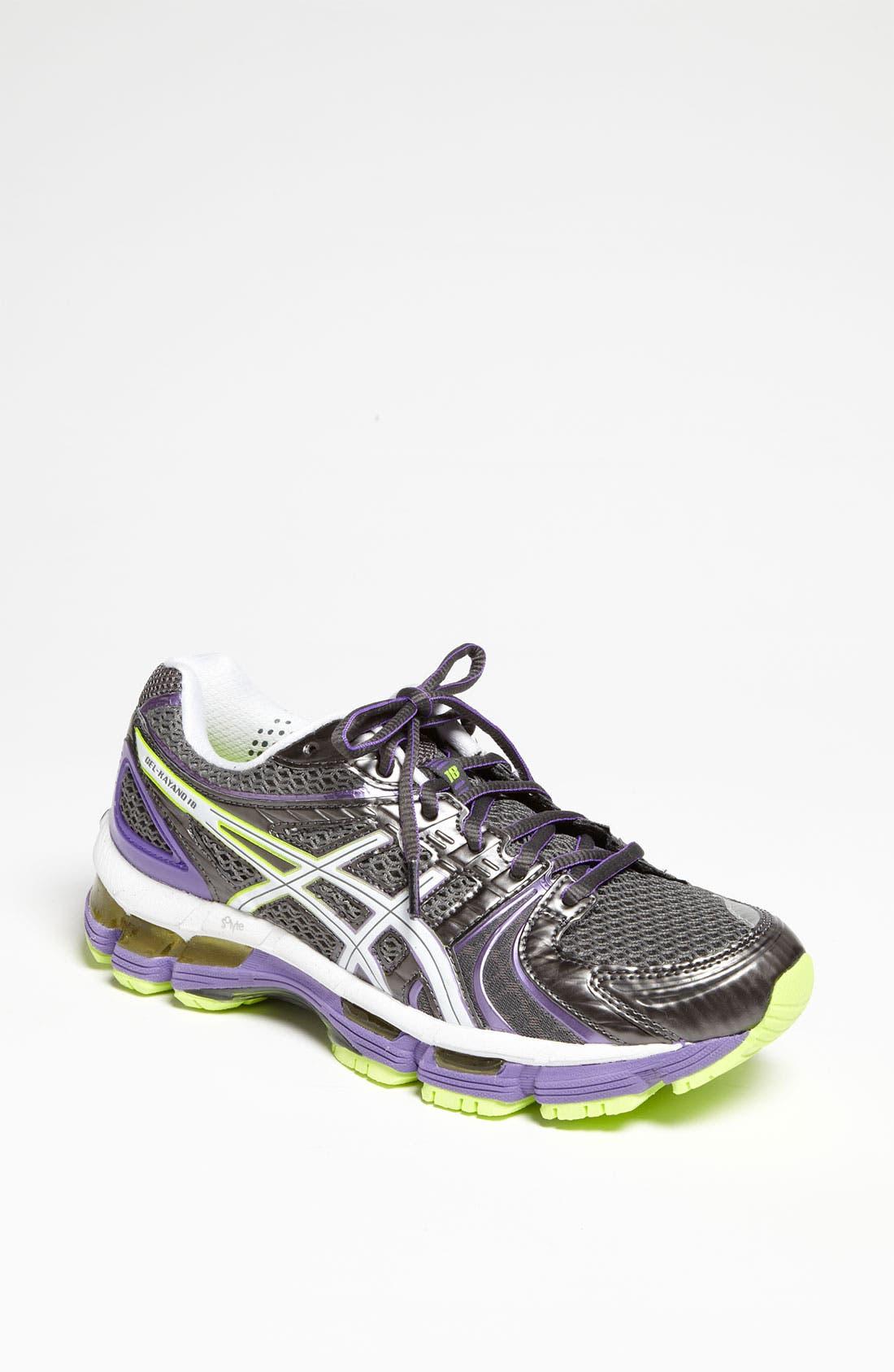 Alternate Image 1 Selected - ASICS® 'GEL-Kayano 18' Running Shoe (Women) (Regular Retail Price: $144.95)