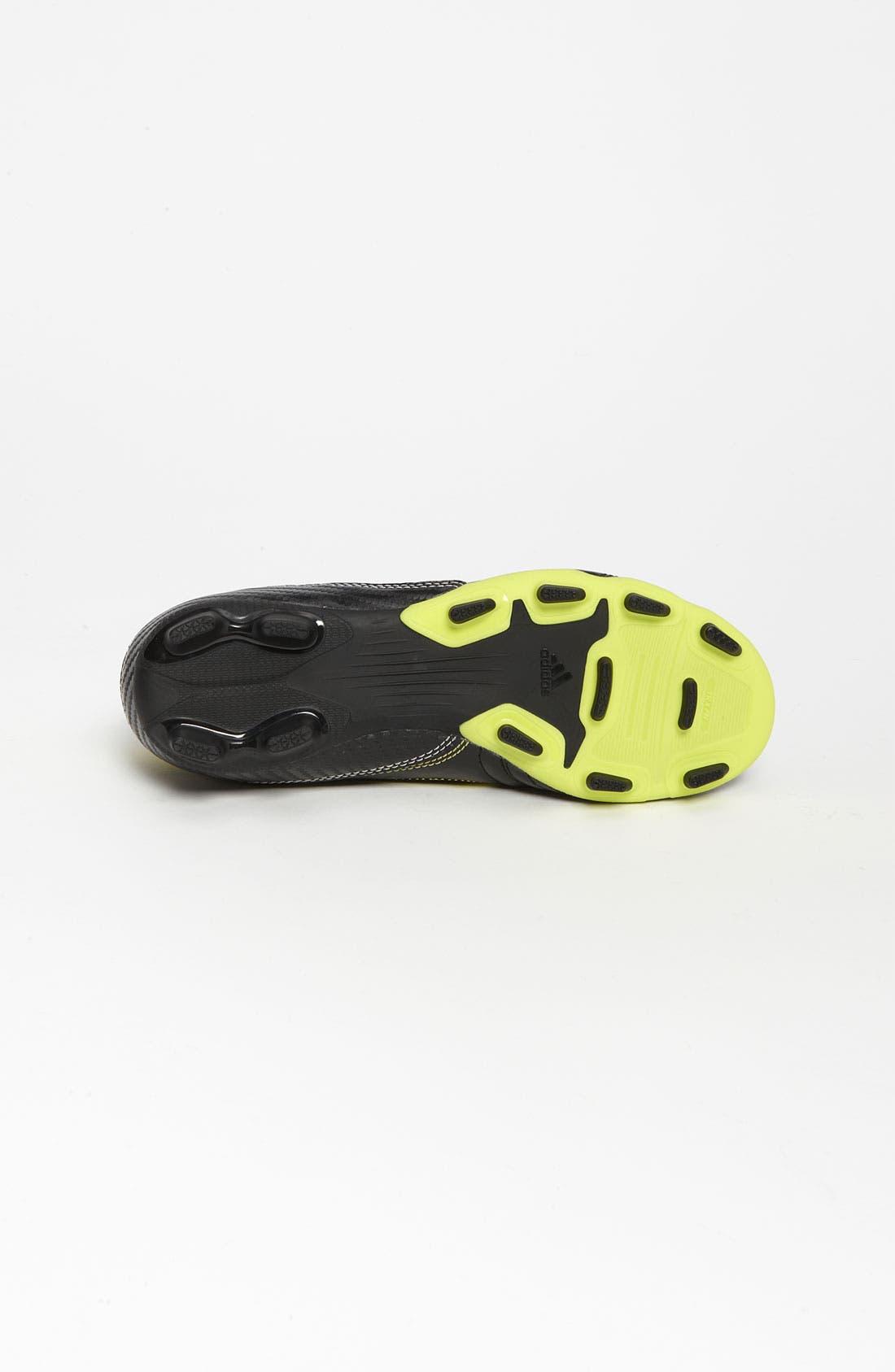 Alternate Image 4  - adidas 'Eziero' Soccer Shoe (Little Kid & Big Kid)