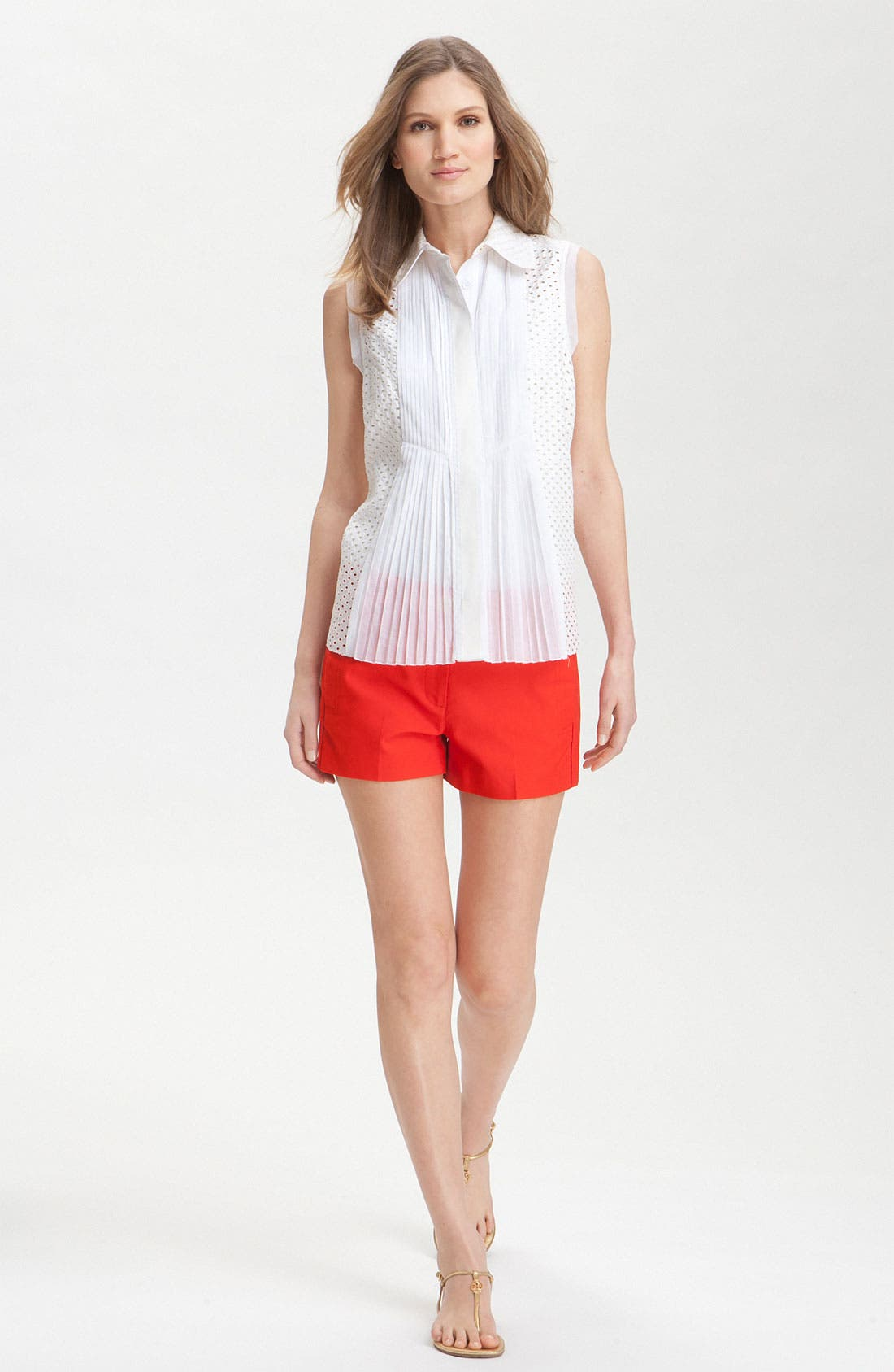Alternate Image 3  - Tory Burch 'Shearer' Shorts
