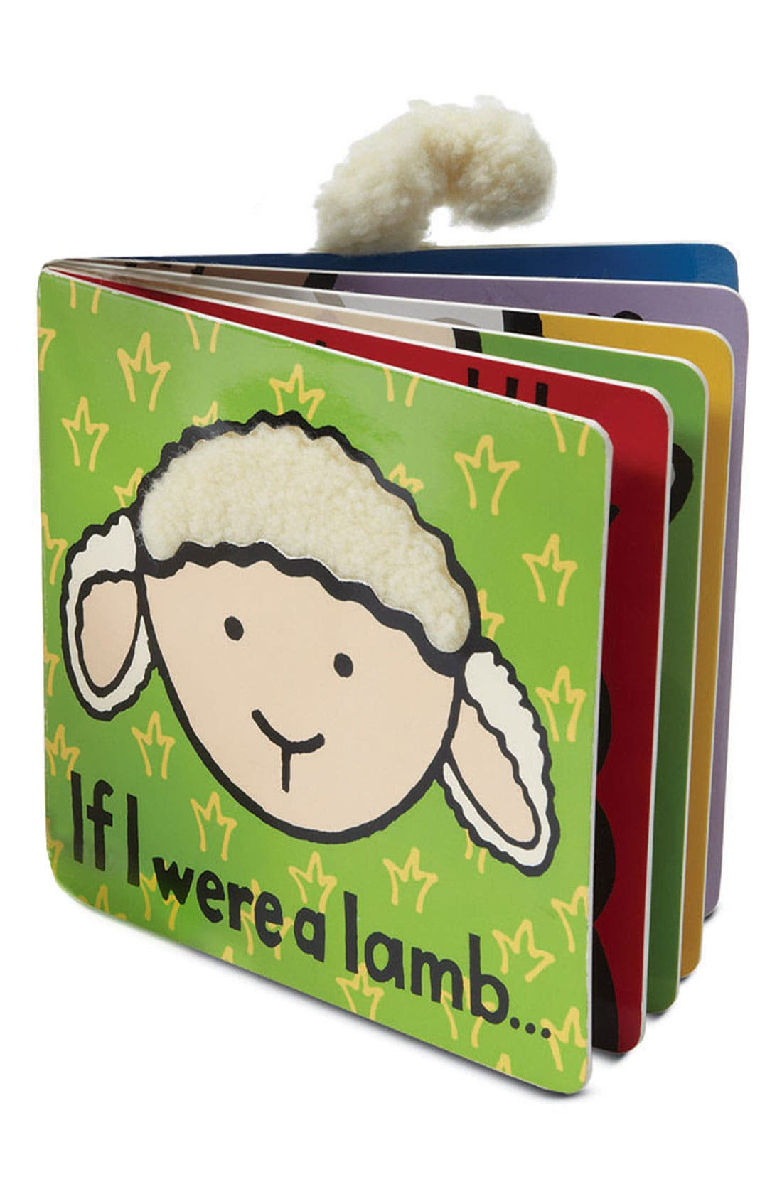 Alternate Image 1 Selected - 'If I Were a Lamb...' Book