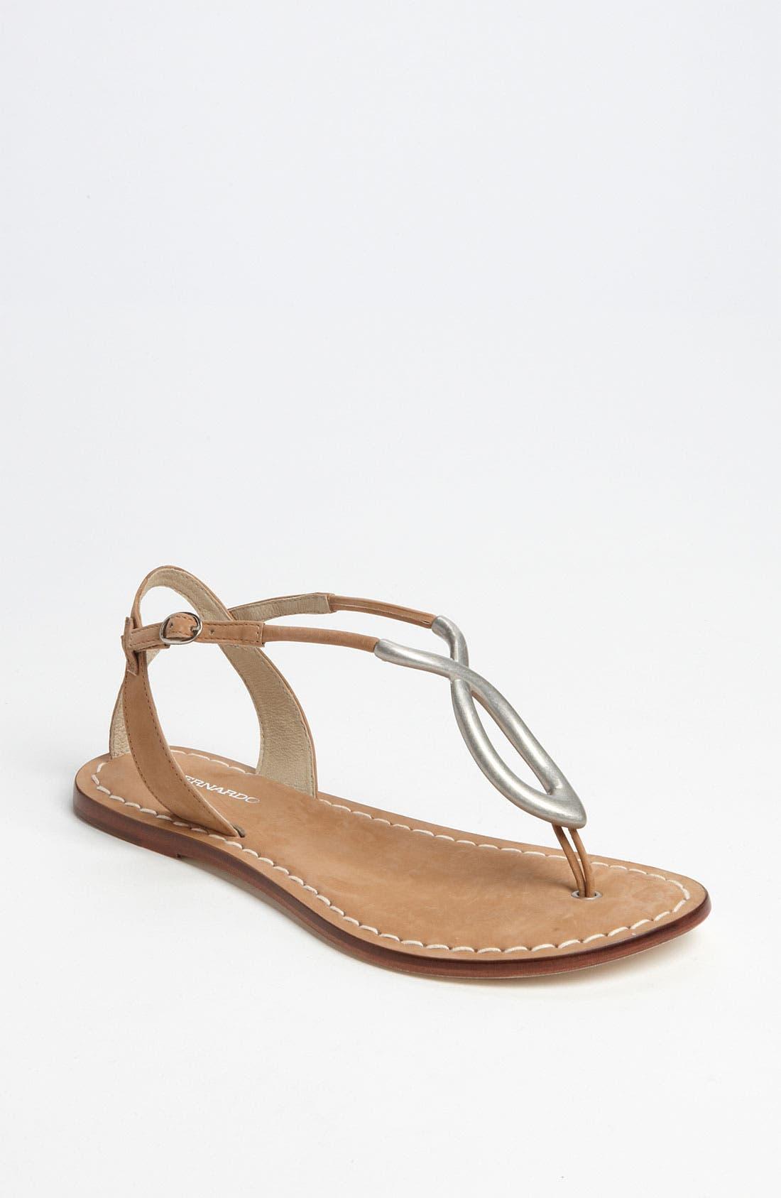 Main Image - Bernardo Footwear Macy Sandal