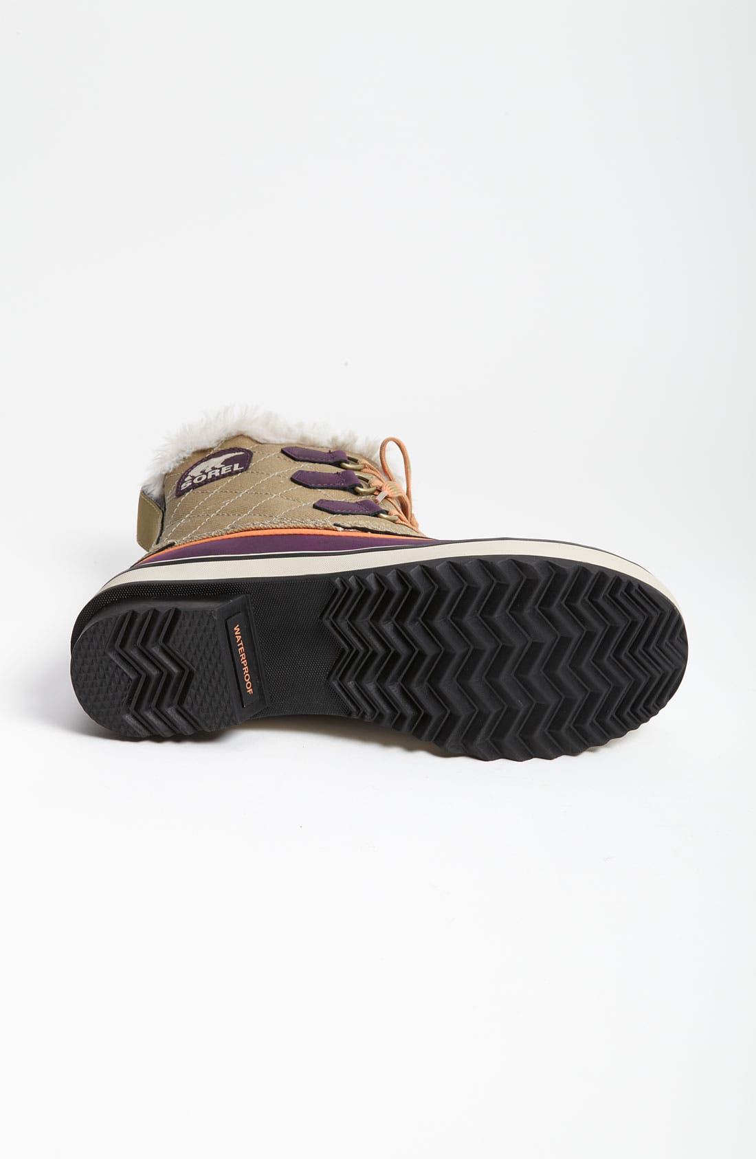 Alternate Image 4  - SOREL 'Tivoli' Waterproof Boot