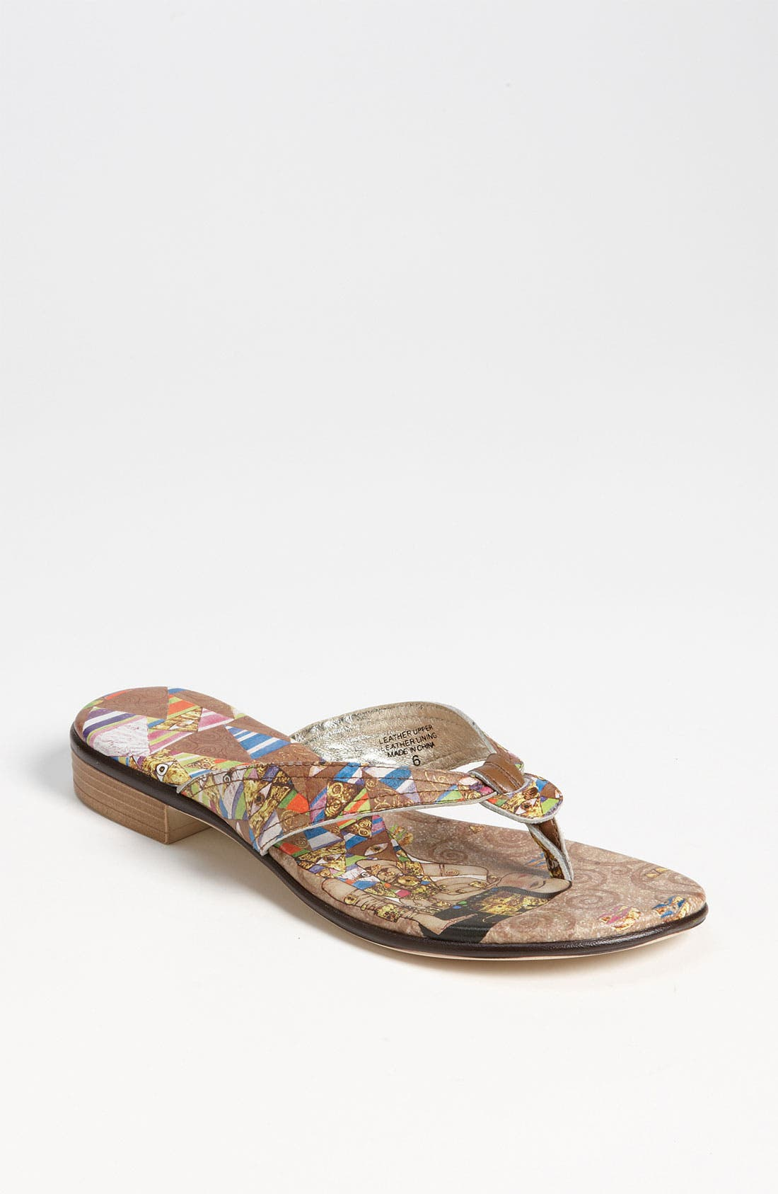 Alternate Image 1 Selected - Icon 'Jada 23' Sandal